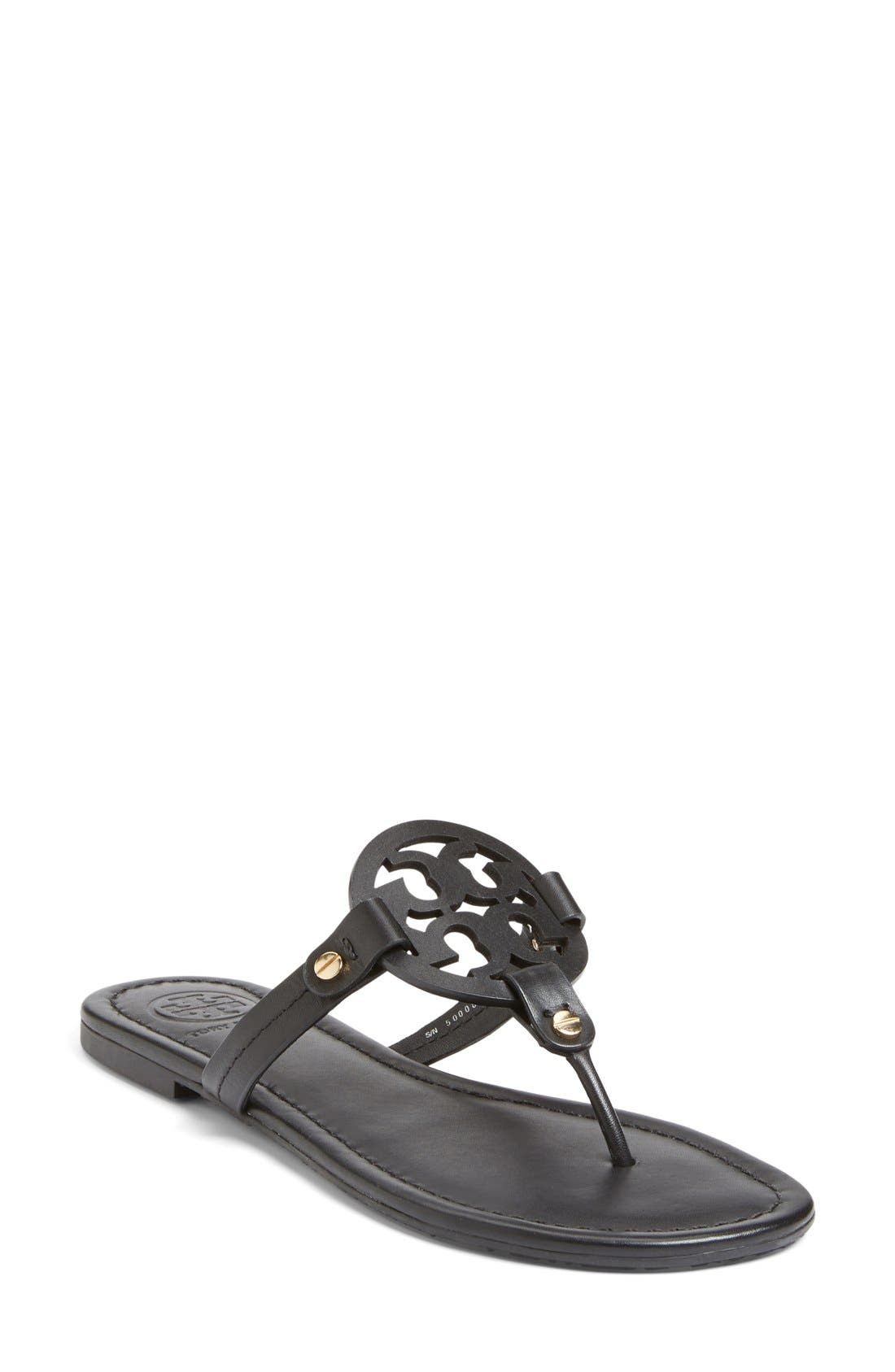 Black sandals with straps - Black Sandals With Straps 6