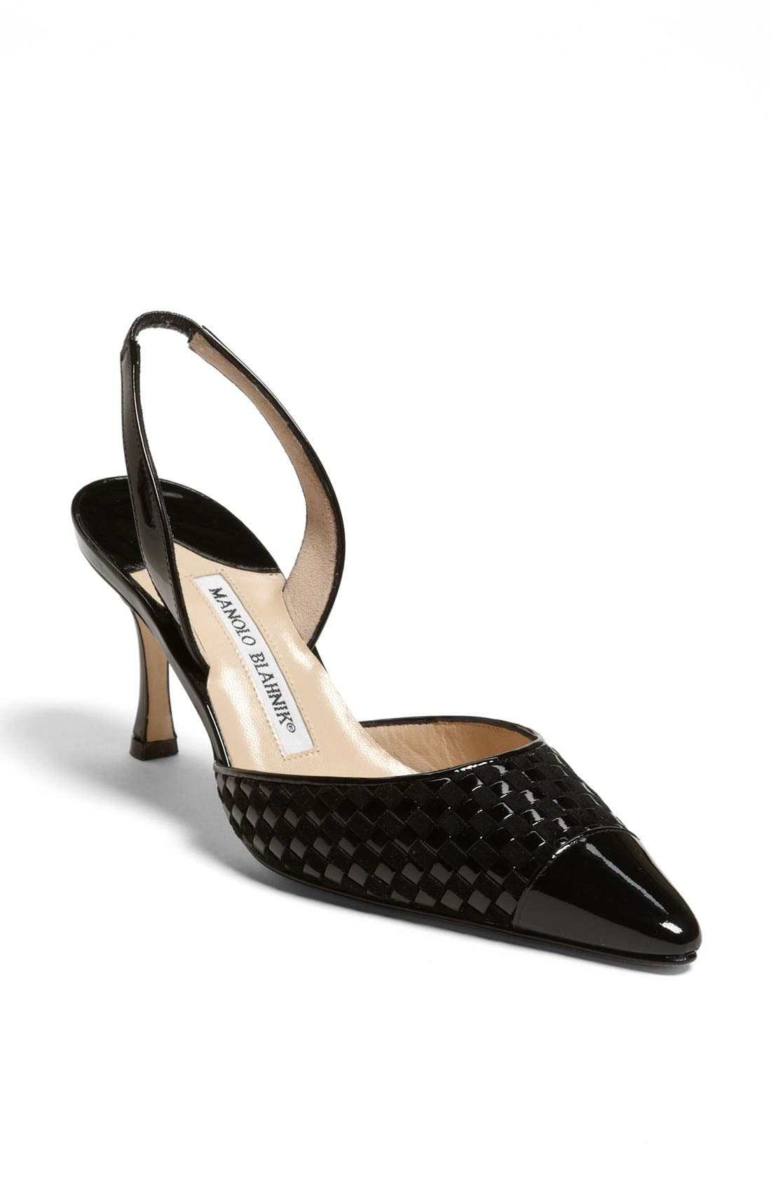 Alternate Image 1 Selected - Manolo Blahnik 'Irie' Pump
