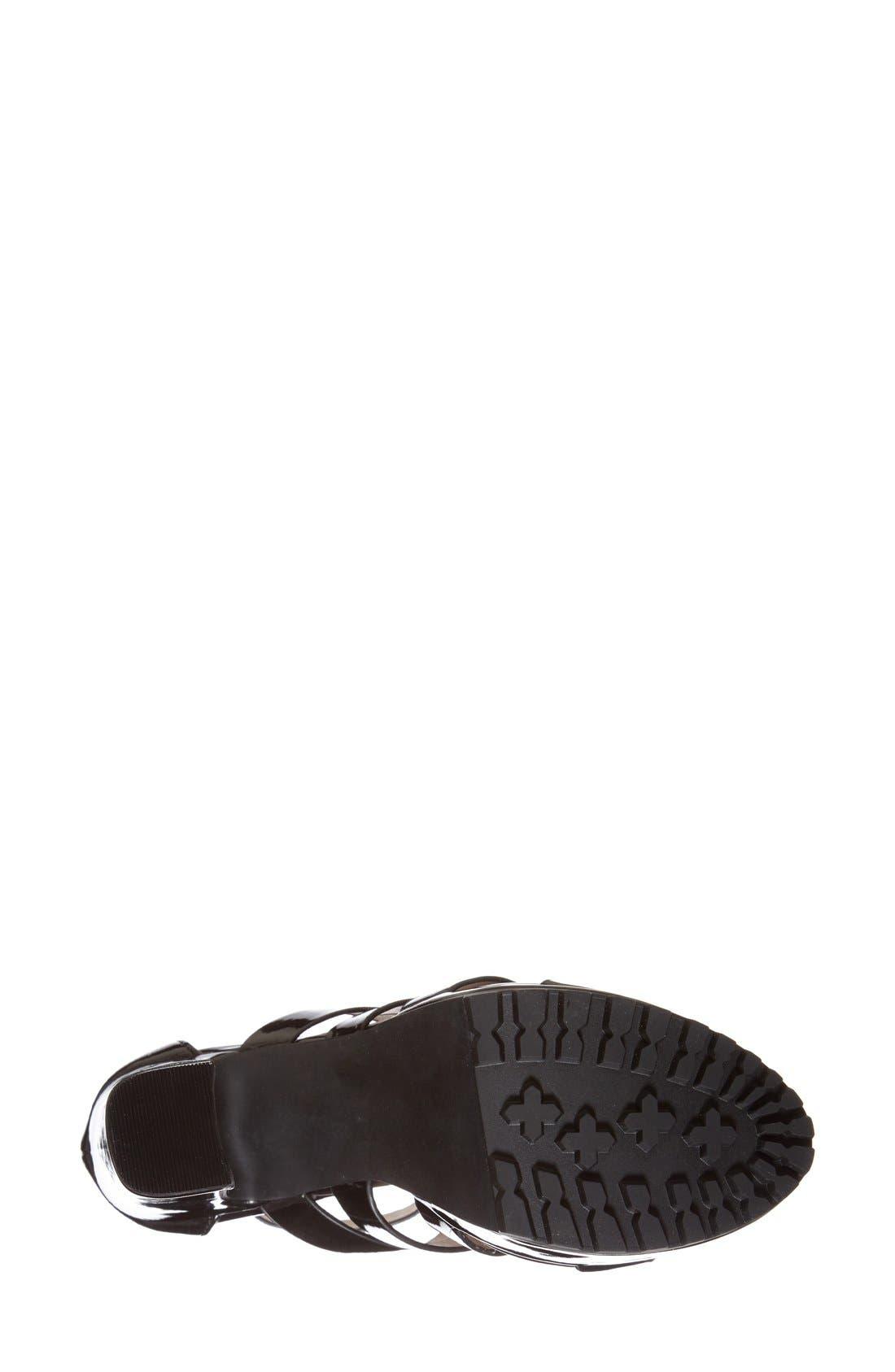 Alternate Image 4  - Steve Madden 'Groove' Platform Sandal (Women)