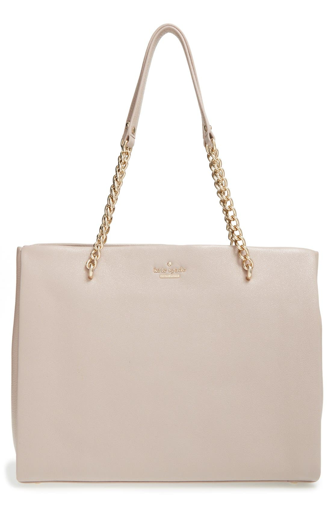 Main Image - kate spade new york 'emerson place - smooth phoebe' leather shoulder bag
