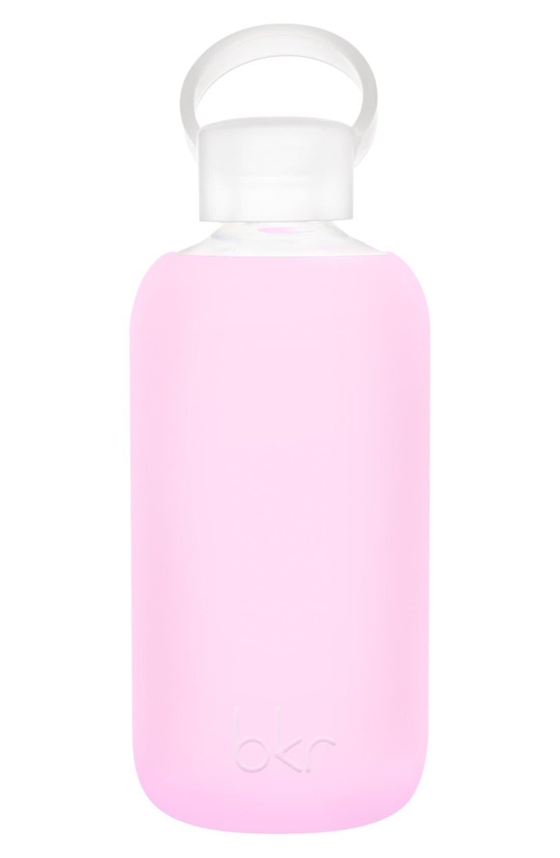 Alternate Image 2  - bkr® 16-Ounce Glass Water Bottle