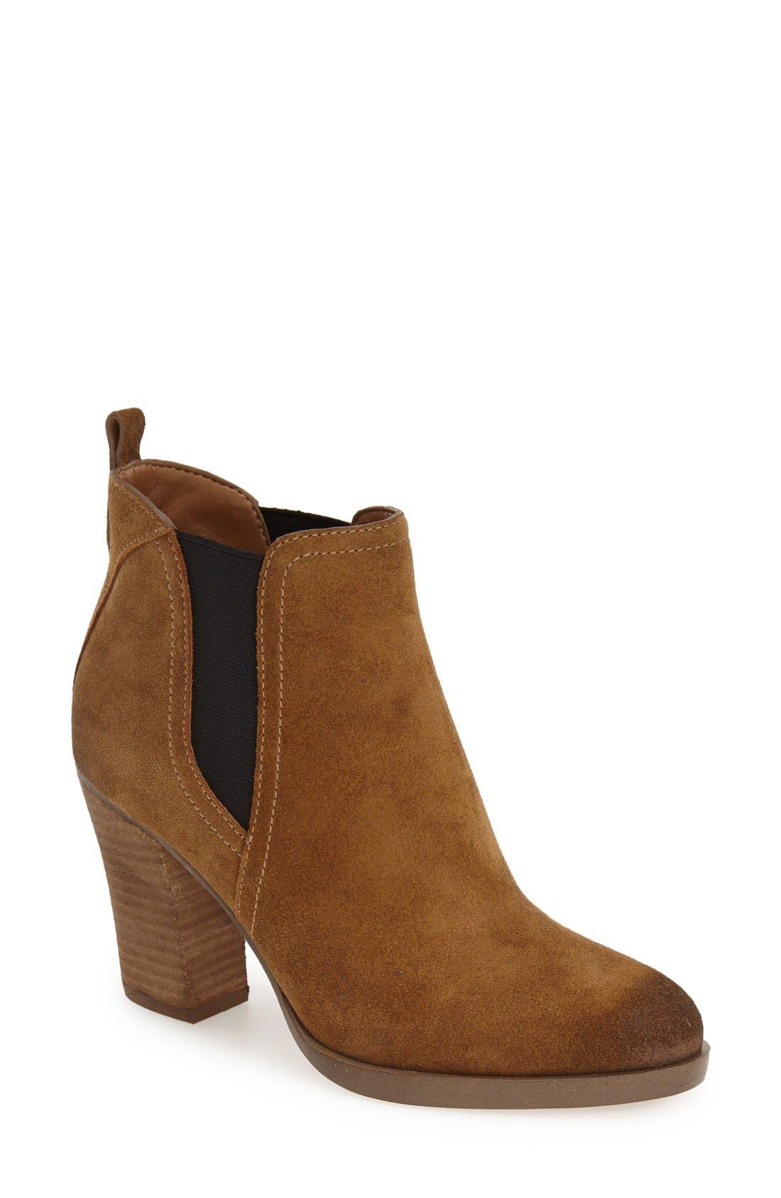 Alternate Image 1 Selected - Marc Fisher LTD 'Mallory' Chelsea Boot (Women)