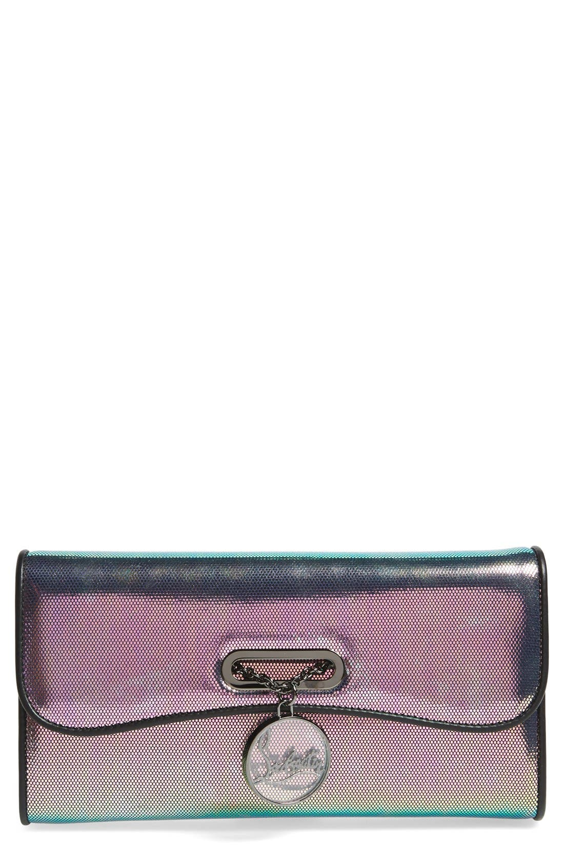 Alternate Image 1 Selected - Christian Louboutin 'Riviera' Clutch