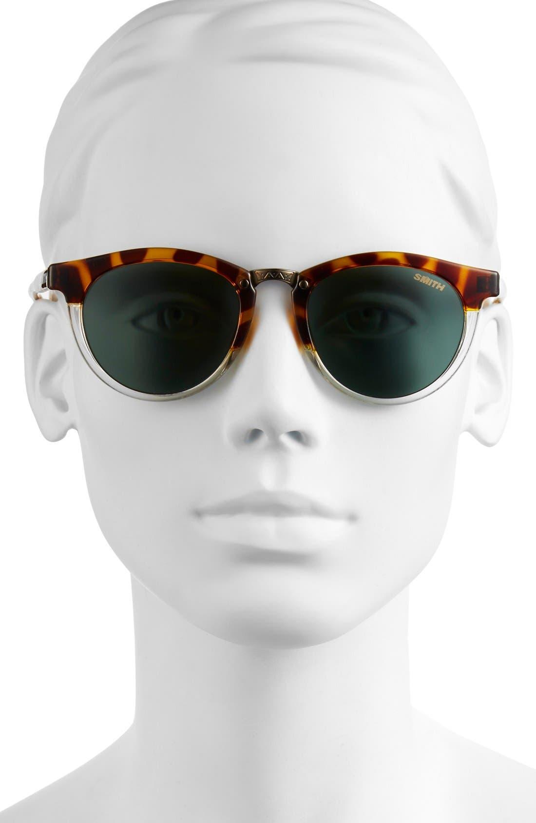 Alternate Image 2  - Smith 'Questa' 49mm Cat Eye Sunglasses