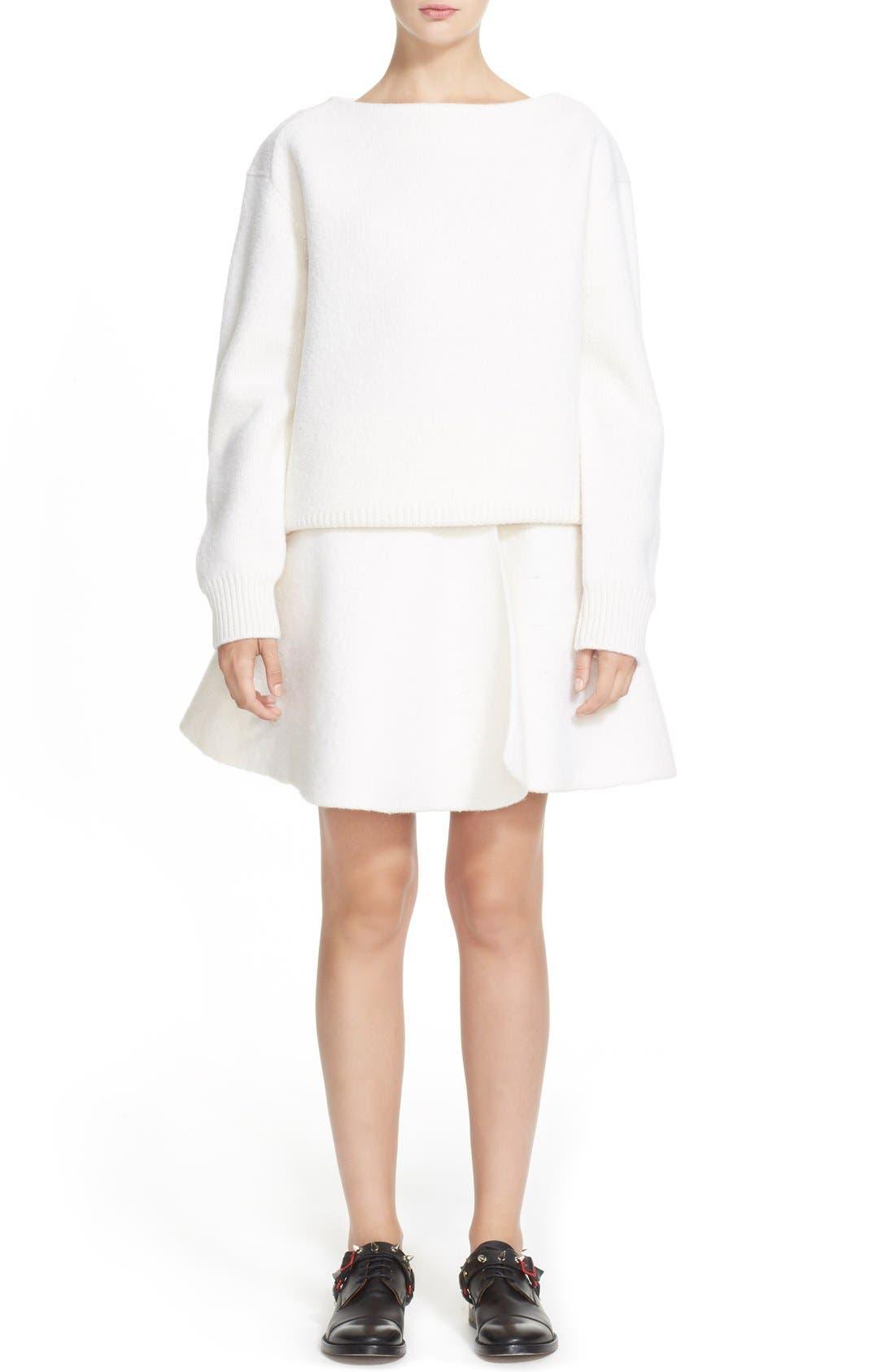 Alternate Image 1 Selected - ACNE Studios 'Hadassa Boiled' Sweater