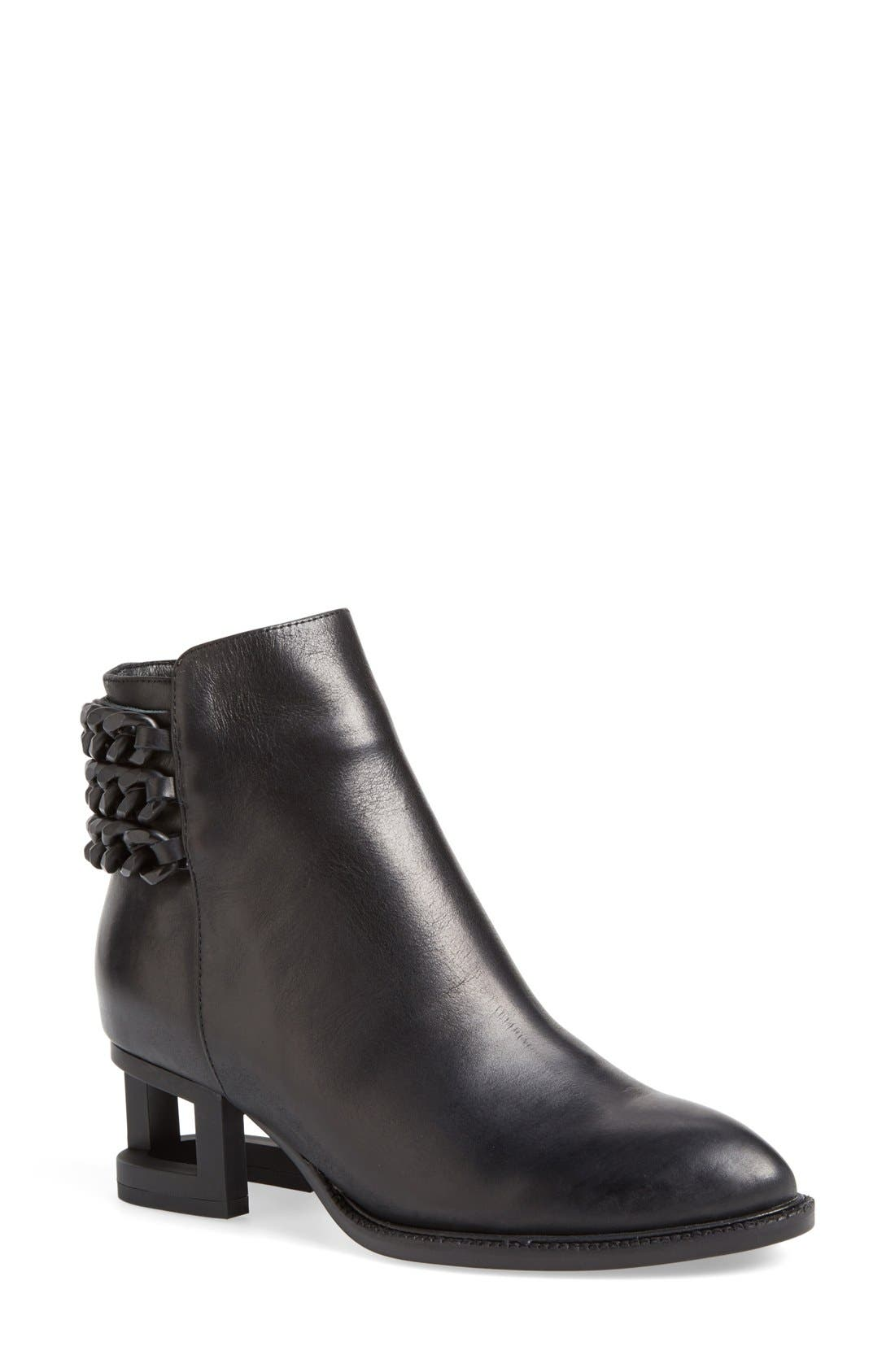 Alternate Image 1 Selected - Jeffrey Campbell 'Benicio' Ankle Boot (Women)