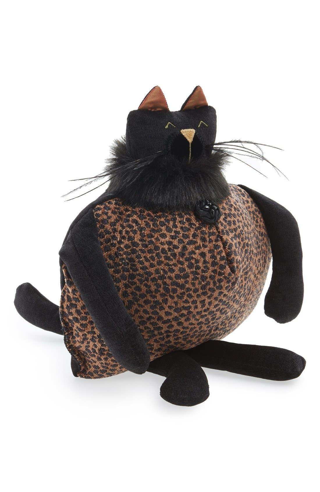Main Image - Woof & Poof Fat Cat Decoration