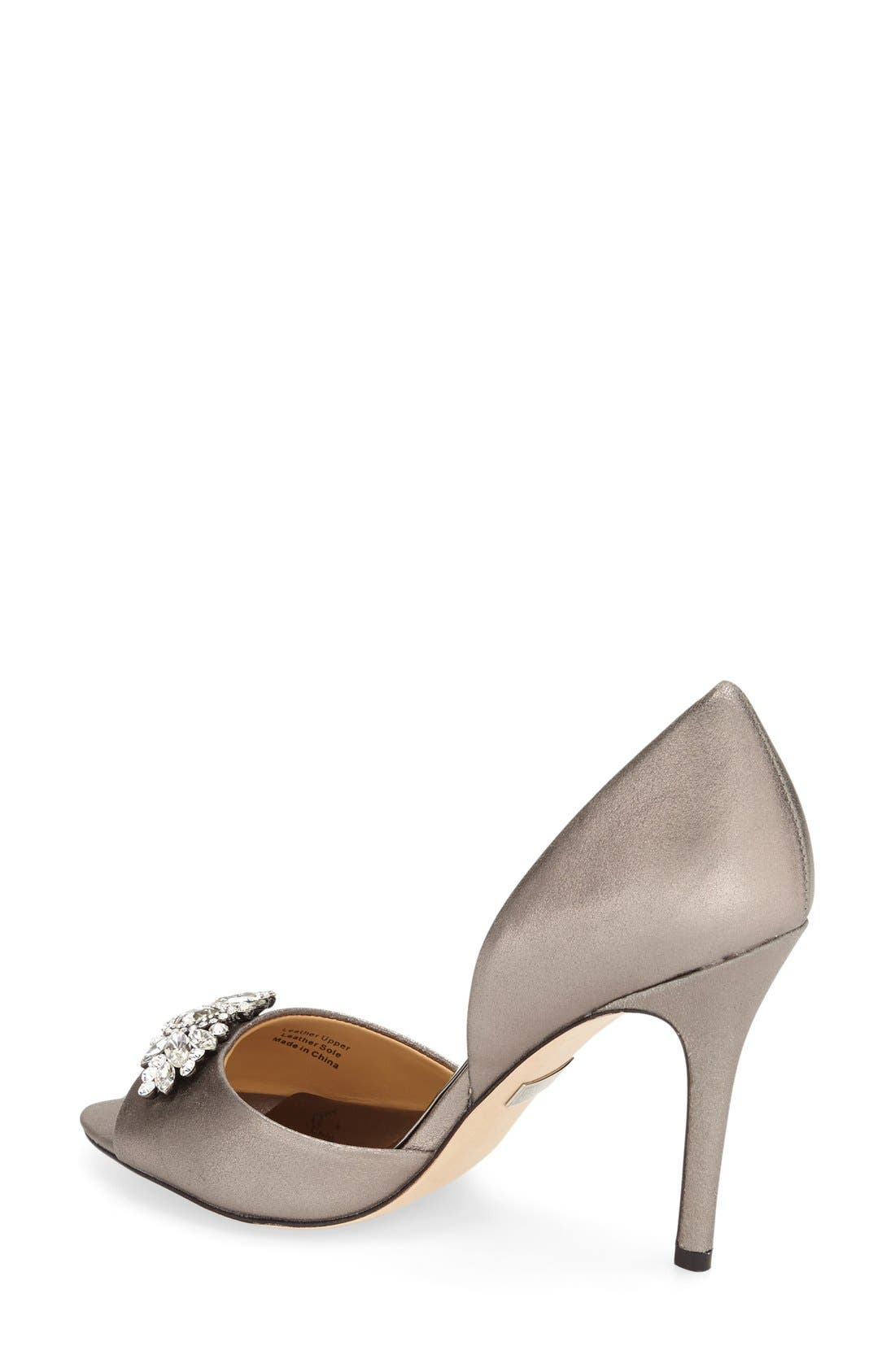 Alternate Image 2  - Badgley Mischka 'Sugar' d'Orsay Pump (Women)
