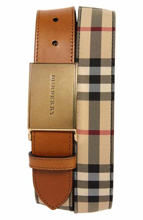 Burberry 'Charles' Belt