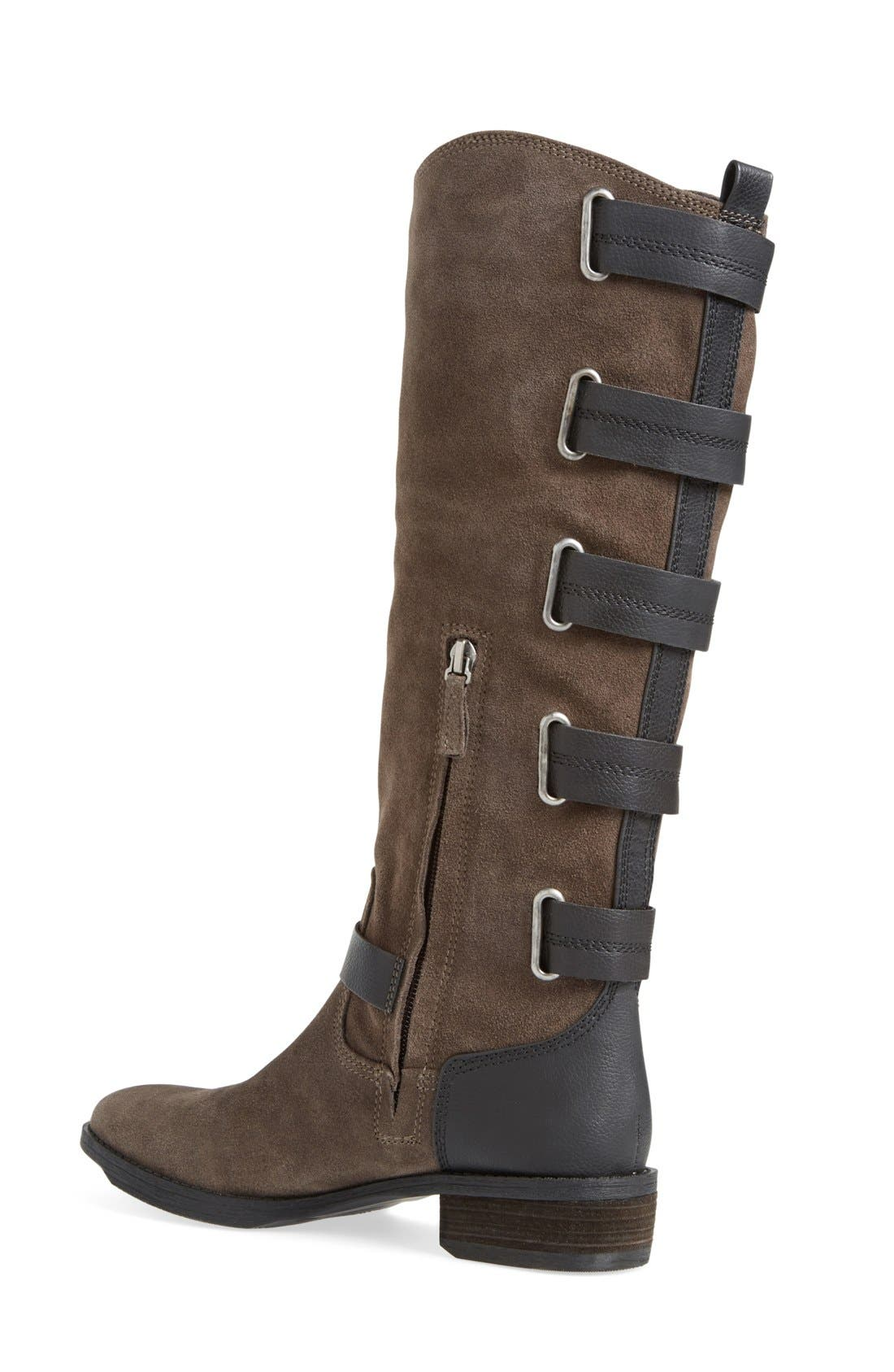 Alternate Image 2  - Sole Society 'Franzie' Leather Knee High Boot
