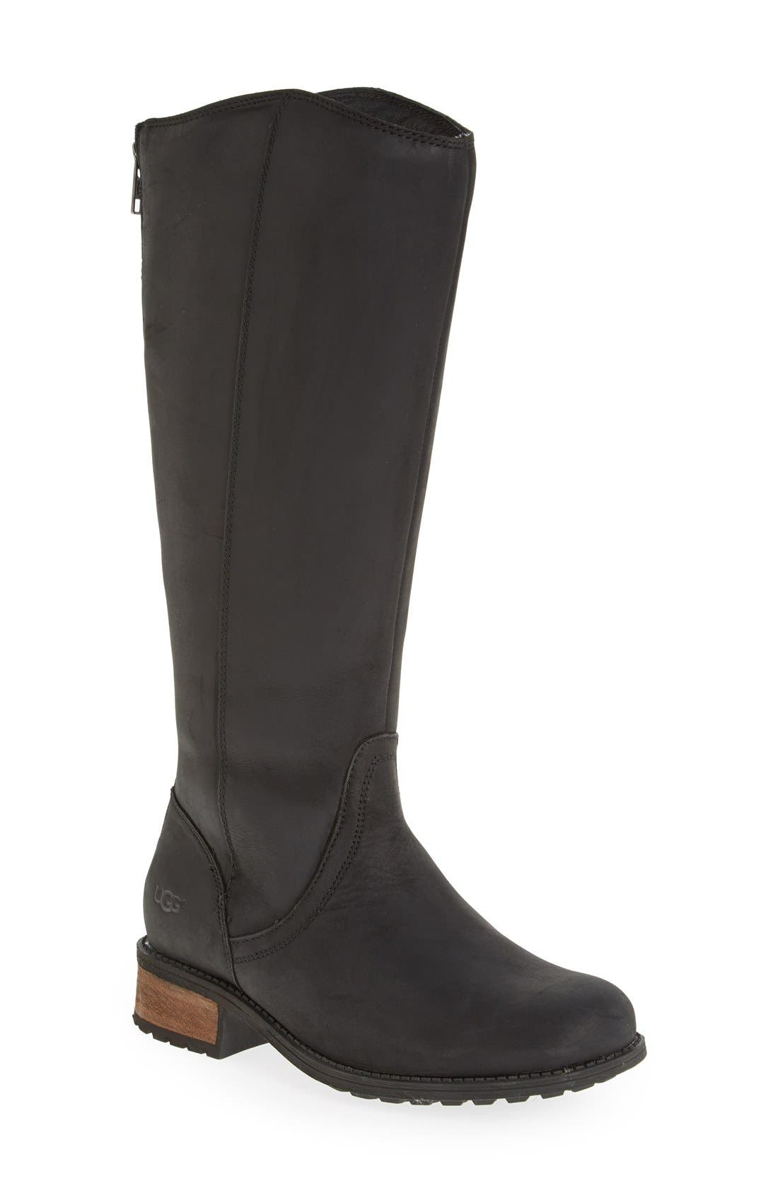 Alternate Image 1 Selected - UGG® Australia 'Seldon' Water Resistant Boot (Women)