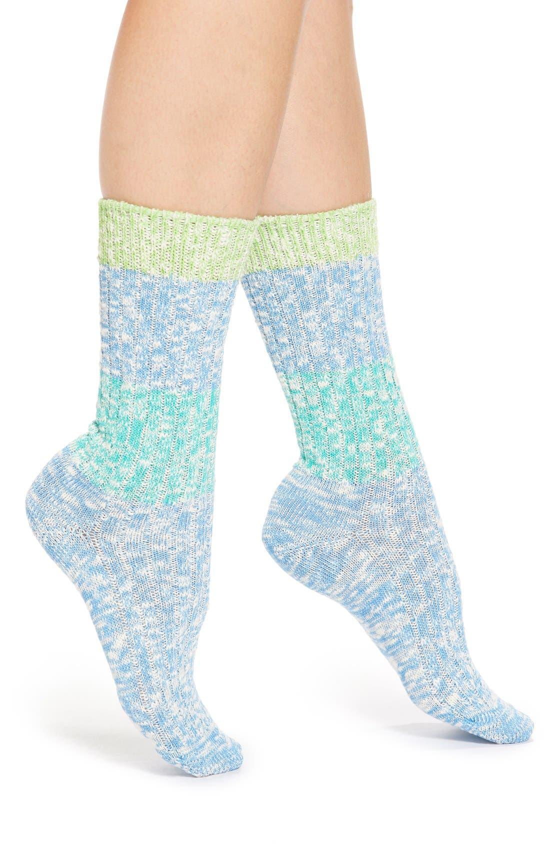 Main Image - Wigwam 'Capri' Crew Socks