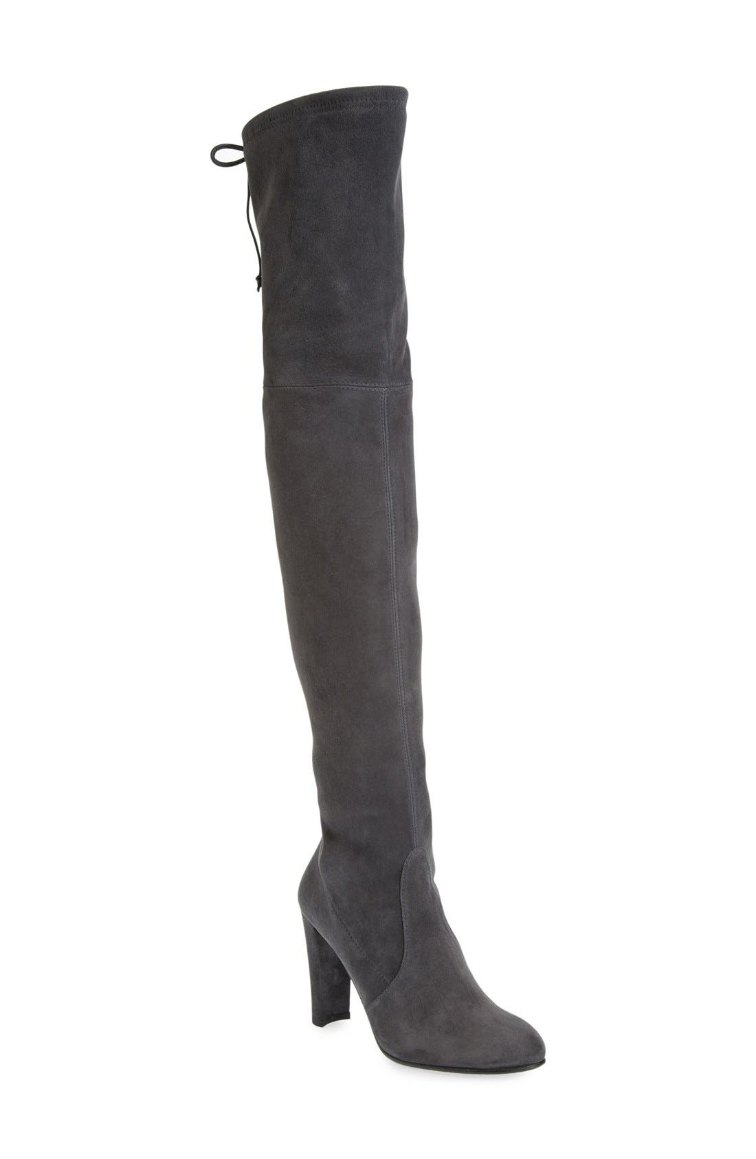 Women's Grey Boots, Boots for Women | Nordstrom