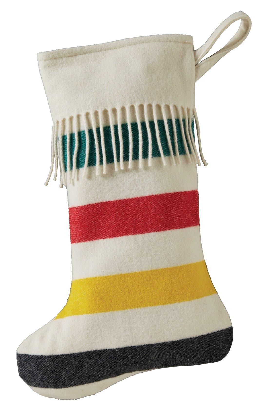Alternate Image 1 Selected - Pendleton'Glacier Stripe' Stocking