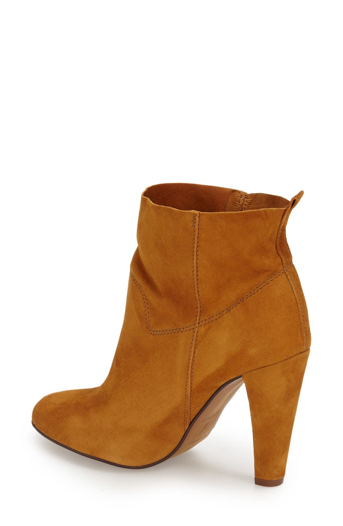 Alternate Image 2  - Topshop 'Hourglass' Ankle Bootie (Women)