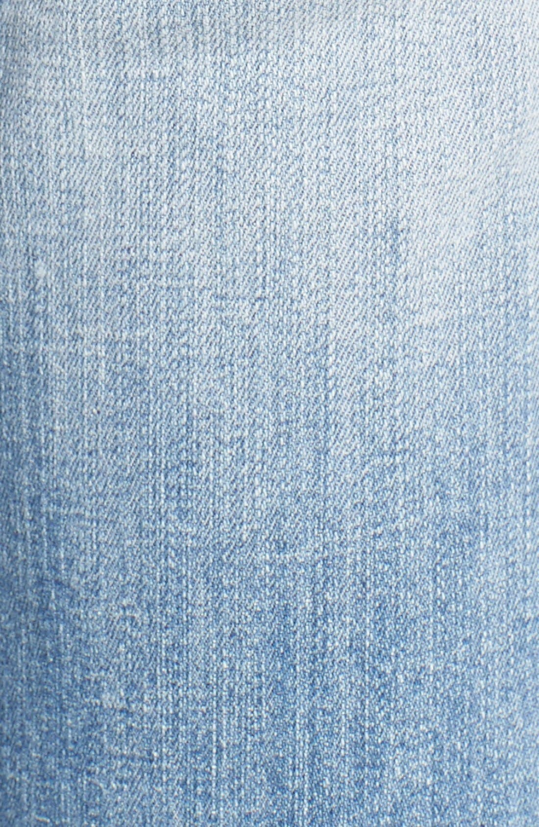 Alternate Image 5  - SPBlackDestroyed BoyfriendJeans(LTWash)