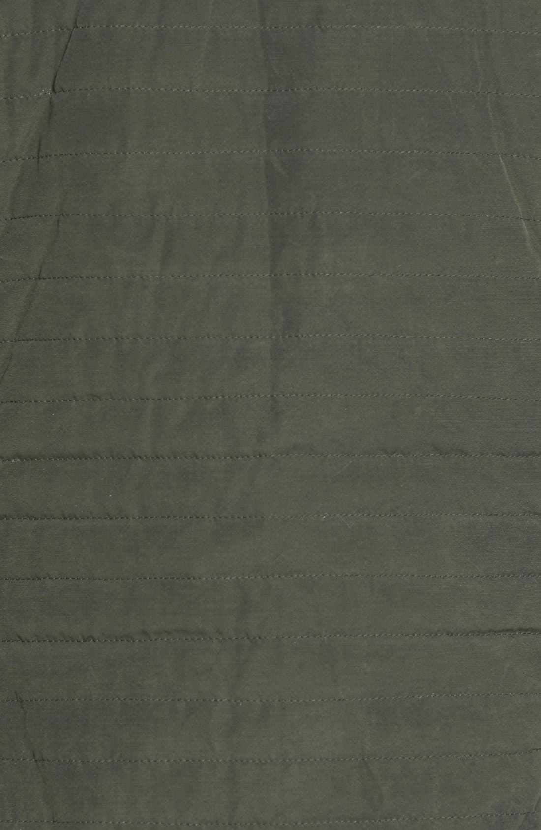 Alternate Image 5  - Vineyard Vines Suede Yoke Quilted Vest