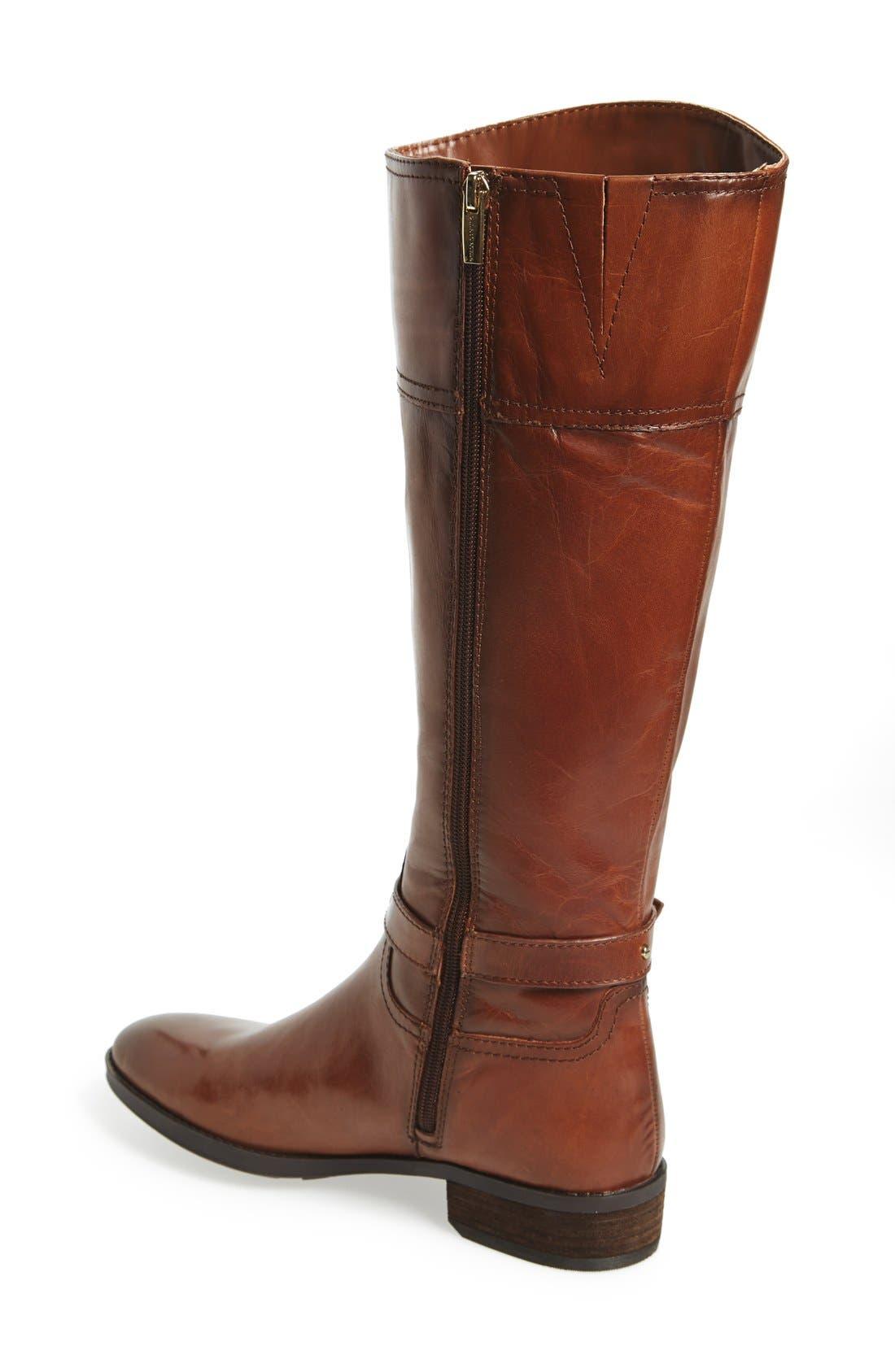 Alternate Image 2  - Vince Camuto 'Phillie' Tall Riding Boot (Women) (Regular & Extended Calf)