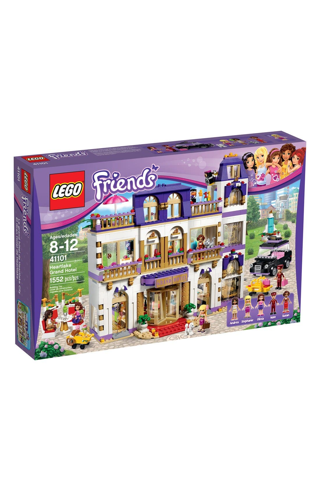 LEGO® Friends Heartlake Grand Hotel - 41101