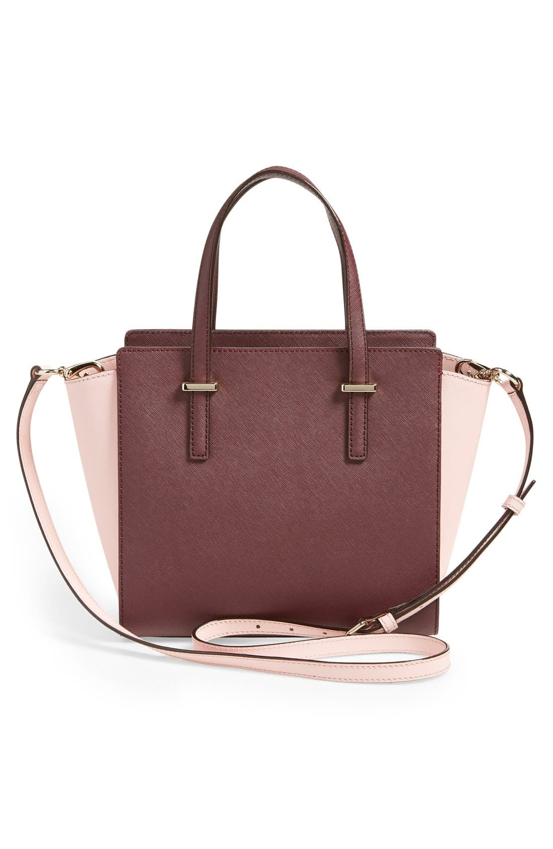 Alternate Image 3  - kate spade new york 'cedar street - small hayden' leather satchel