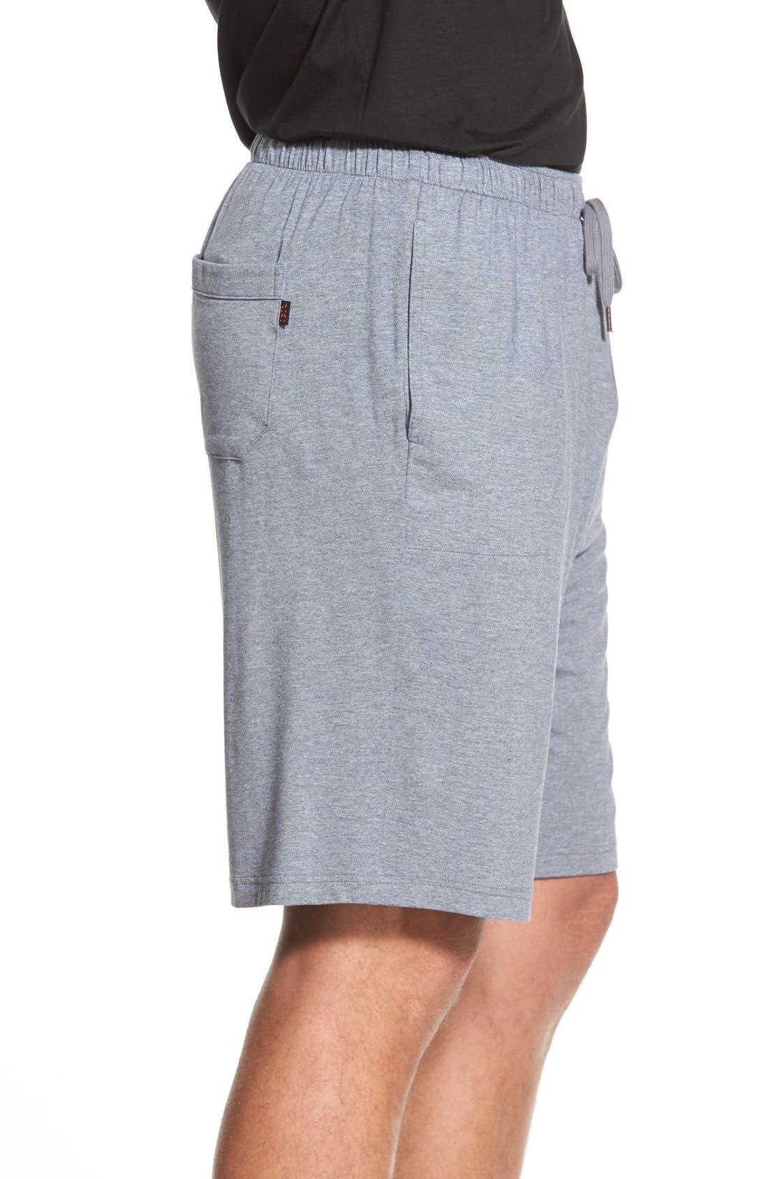 Alternate Image 3  - Derek Rose 'Marlowe' Stretch Modal Lounge Shorts