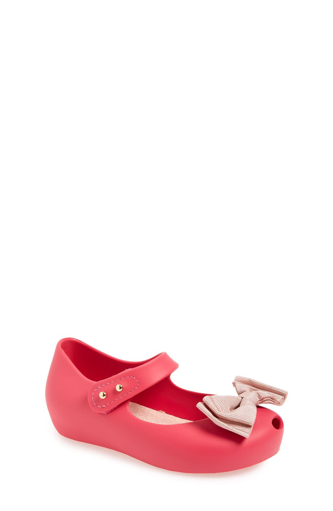 MINI MELISSA 'Ultragirl Sweet' Mary Jane Flat