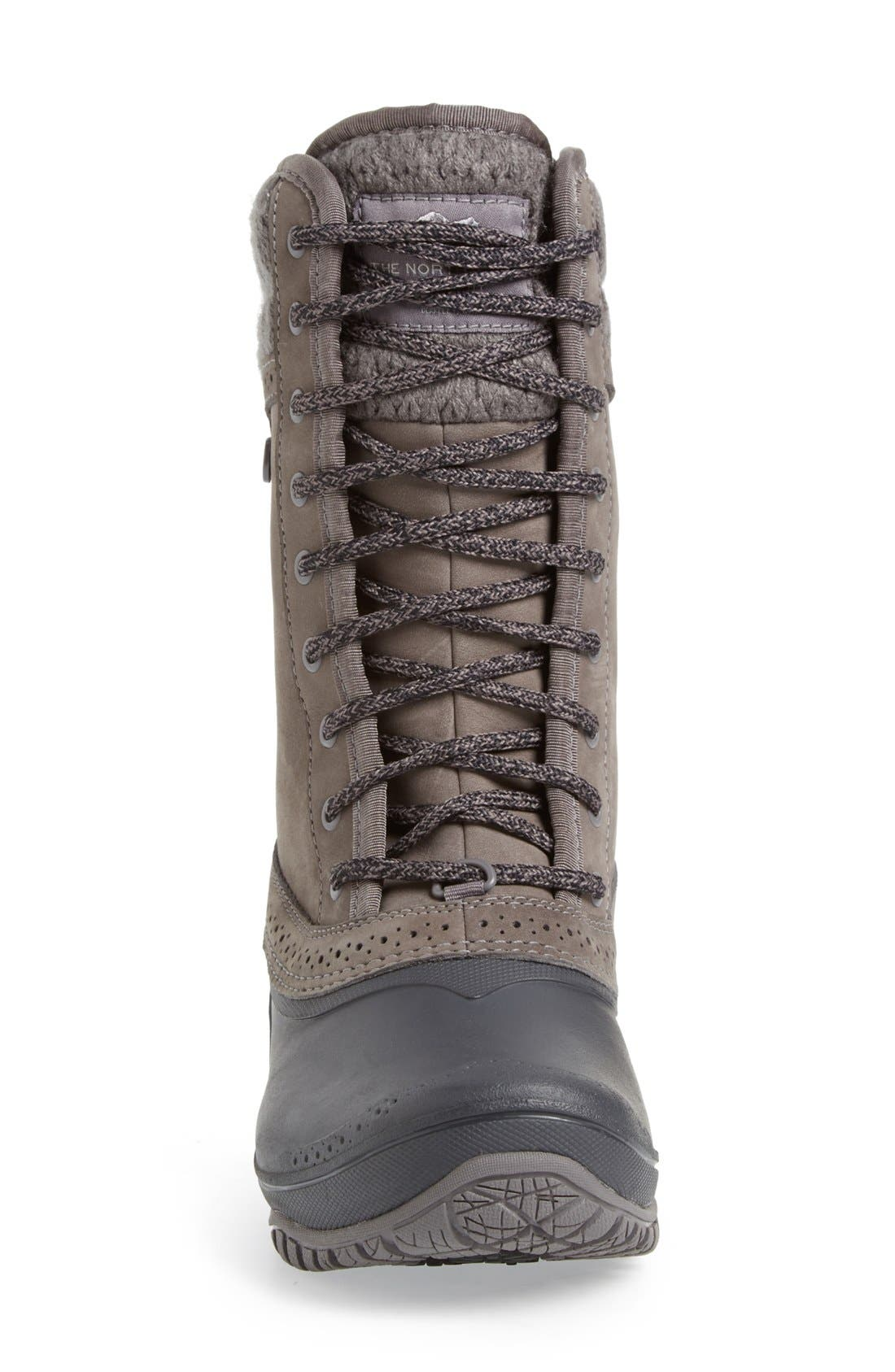 Alternate Image 3  - The North Face Shellista Waterproof Insulated Snow Boot (Women)