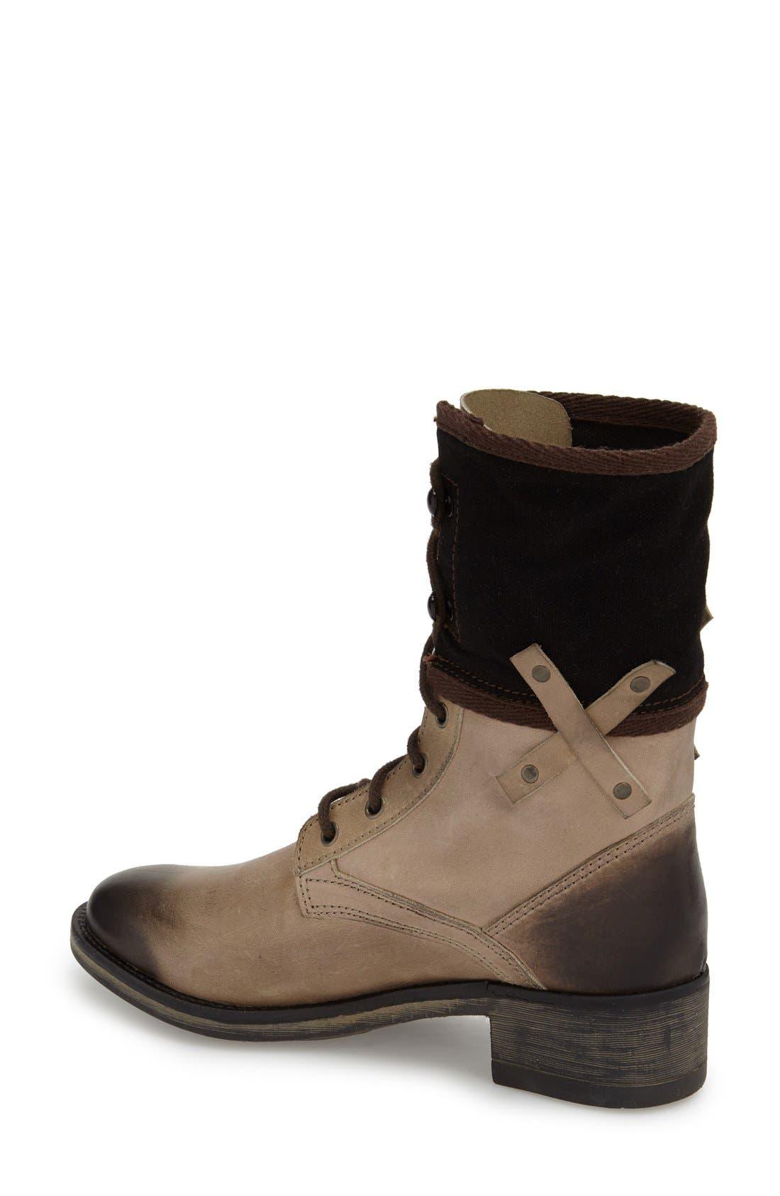 Alternate Image 2  - Matisse 'Mechanic' Combat Boot (Women)