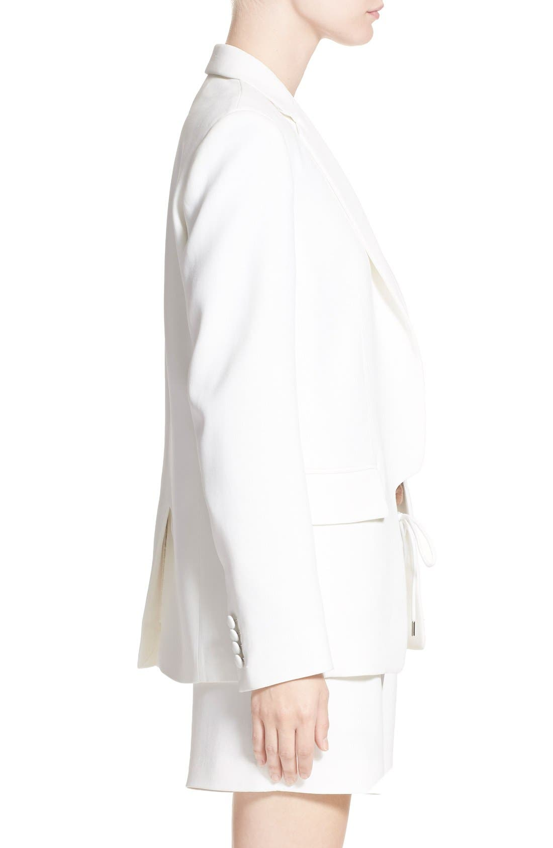 Alternate Image 5  - Alexander Wang Straight Fit Blazer