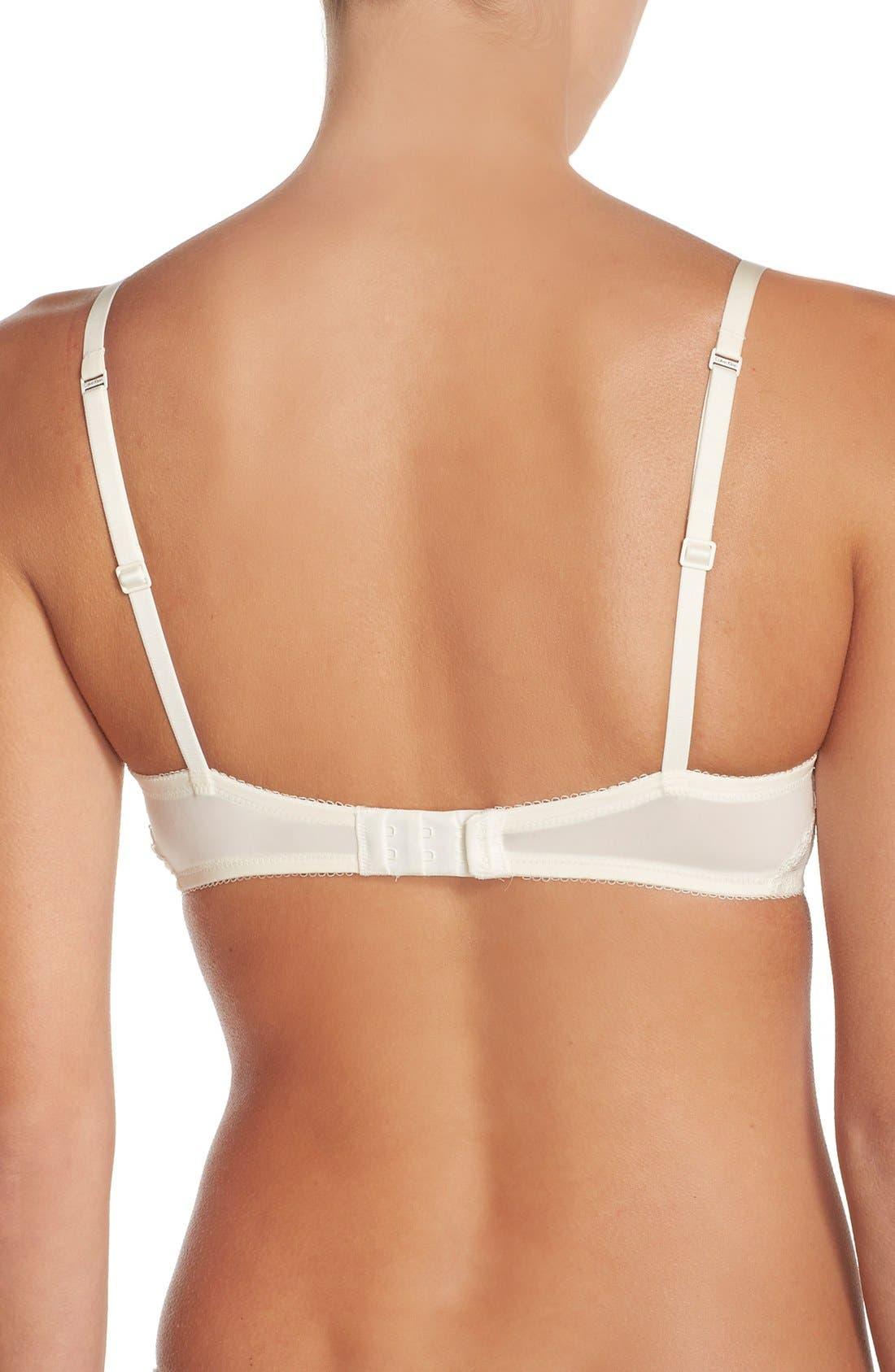 Alternate Image 2  - Calvin Klein 'Sensual' Underwire Balconette Bra