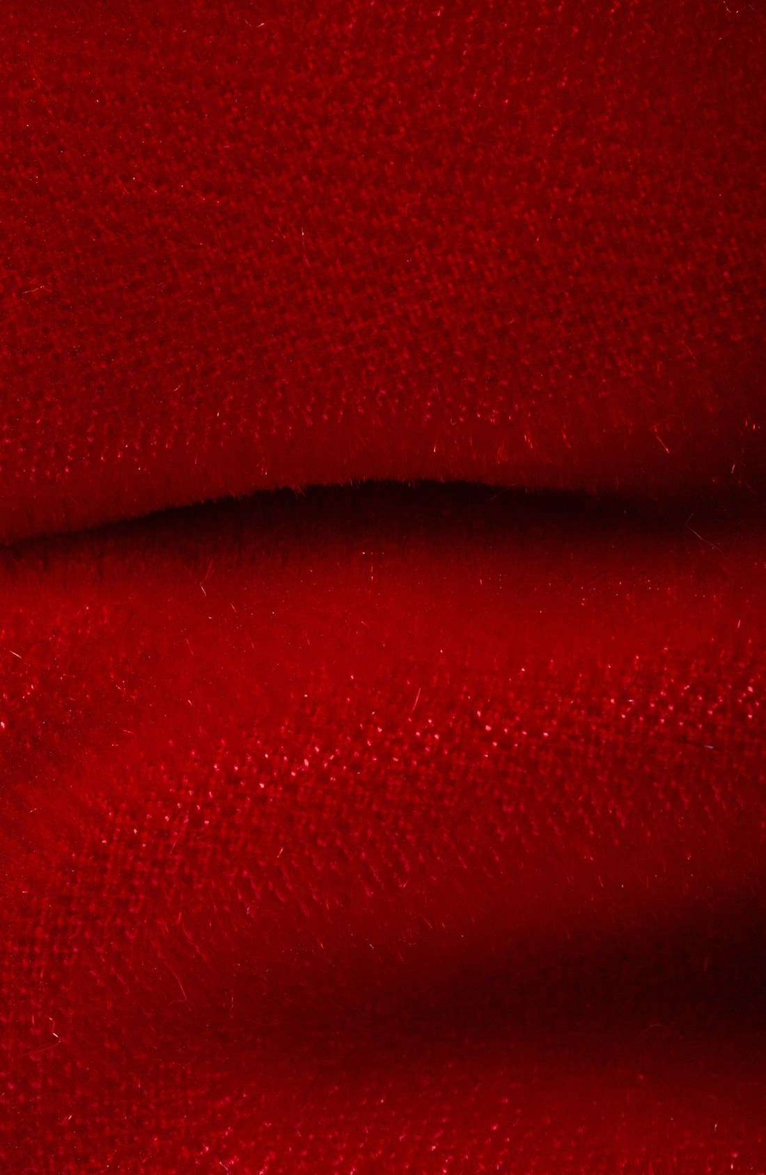 Alternate Image 2  - David Donahue Velvet Bow Tie