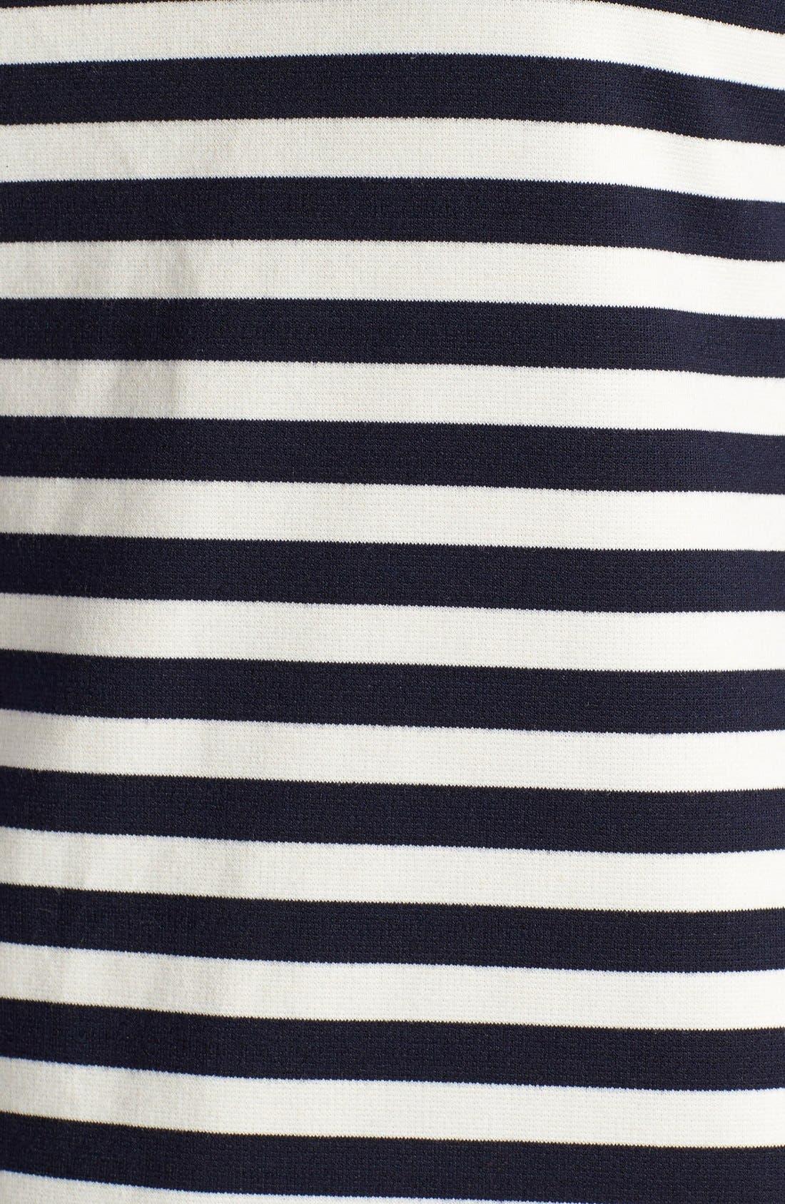 Alternate Image 6  - Eliza J Stripe Shift Dress