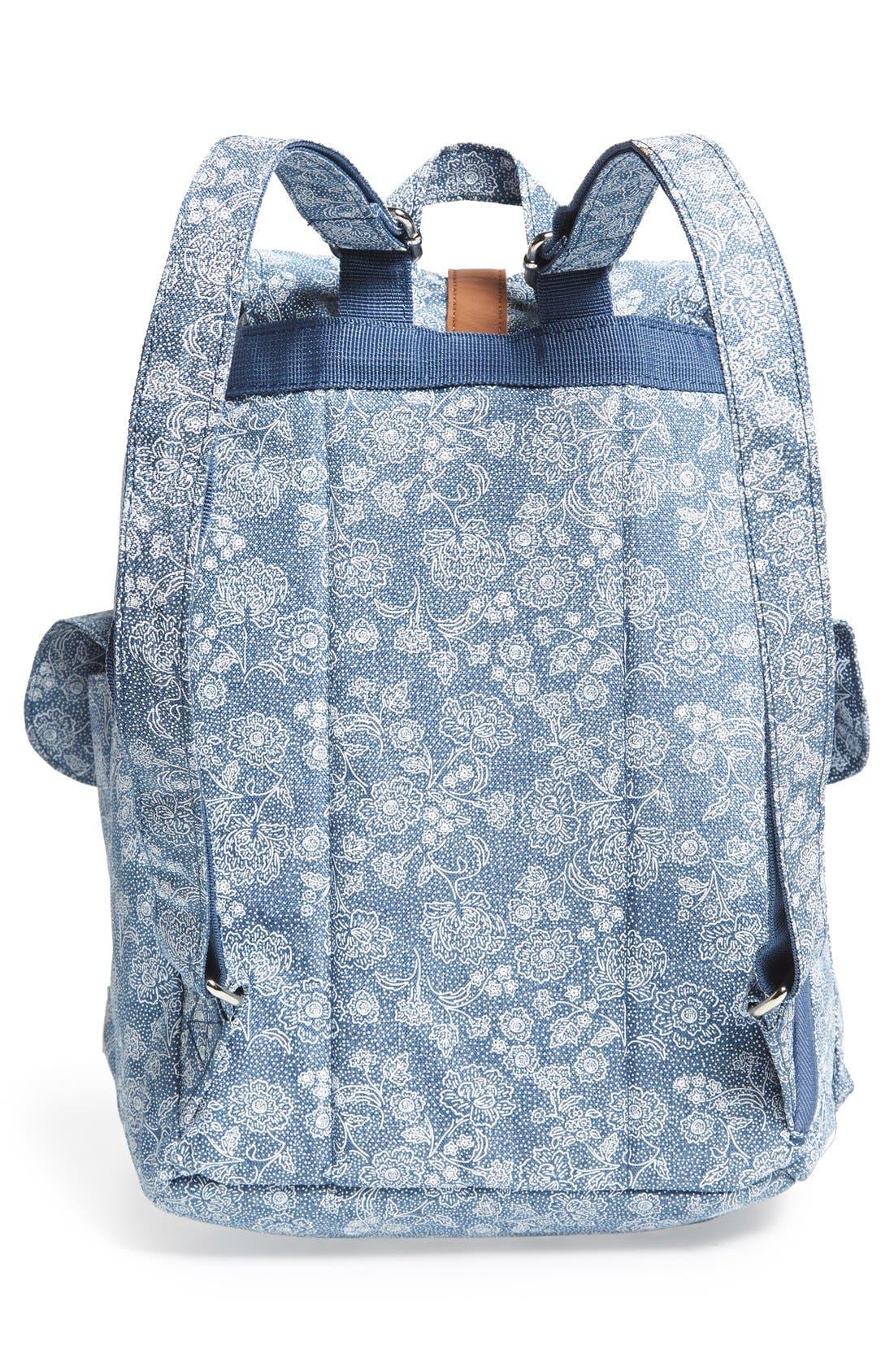 Alternate Image 3  - Herschel Supply Co 'Dawson - Floral' Backpack