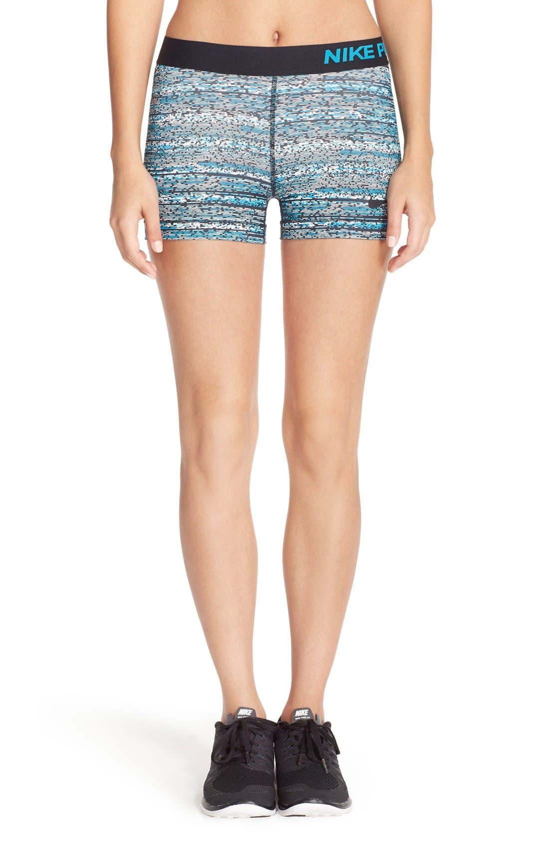 Alternate Image 1 Selected - Nike 'Pro' Static Shorts