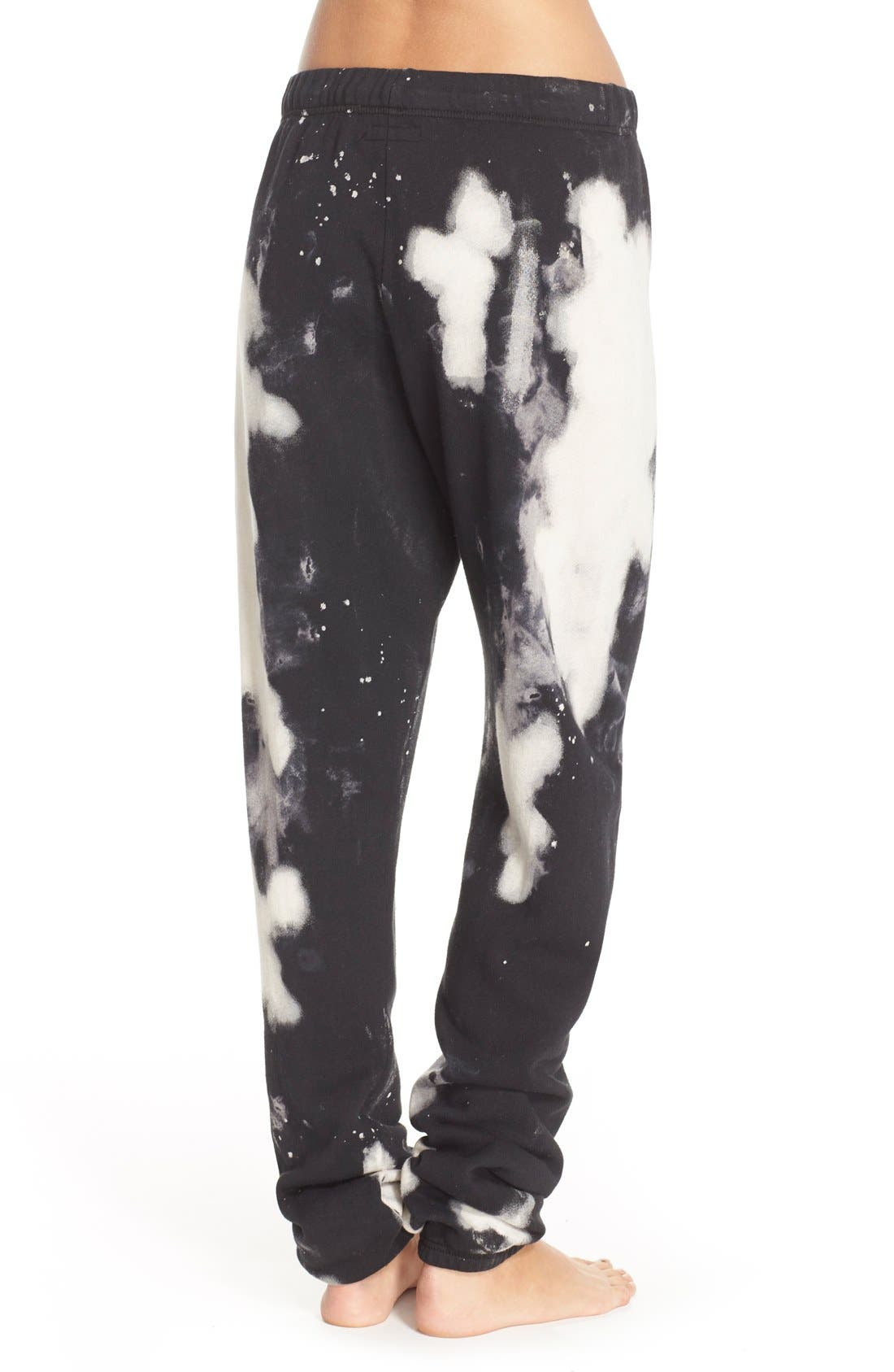 Alternate Image 2  - Michael Lauren 'George' Acid Splatter Sweatpants