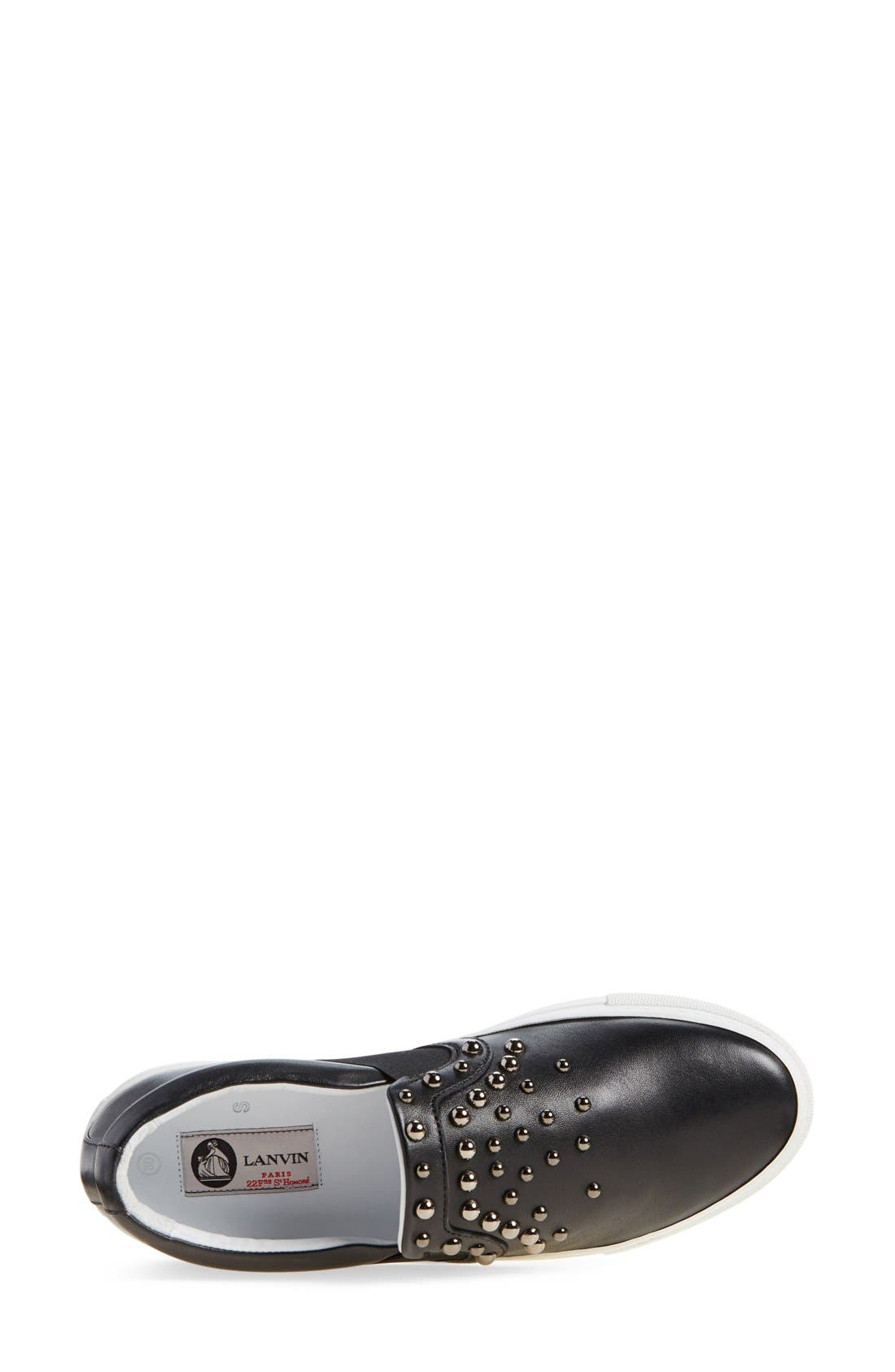 Alternate Image 3  - Lanvin Slip-On Skate Sneaker (Women)