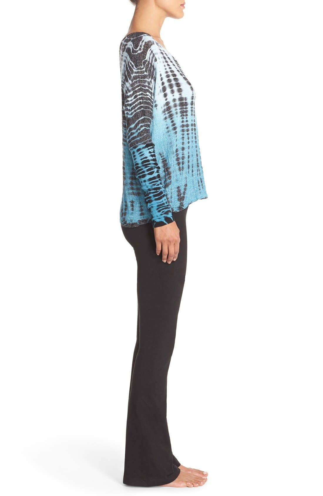 Alternate Image 4  - Hard Tail Long Sleeve Knit Top