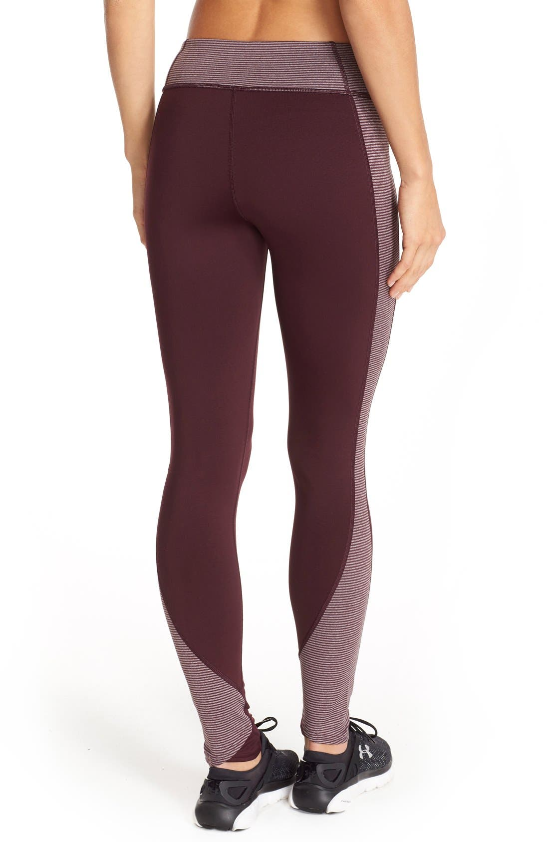 Alternate Image 2  - Under Armour 'Armour' ColdGear® Tights