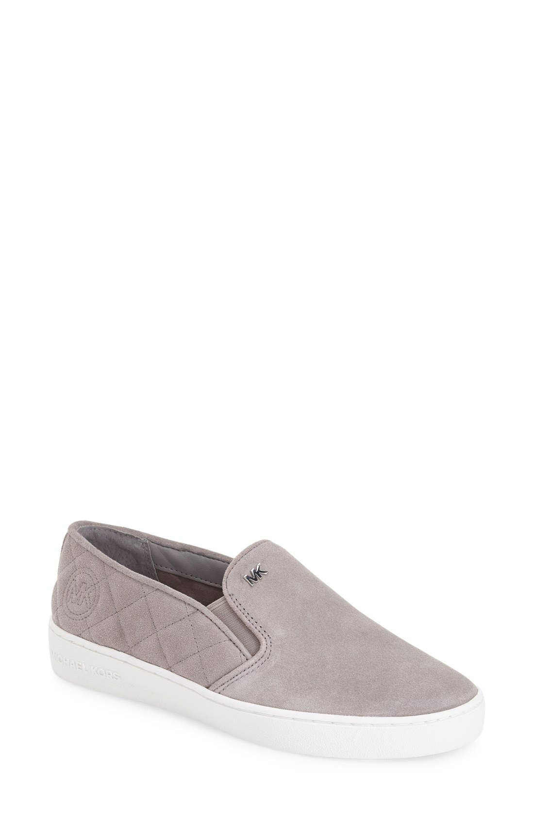 Alternate Image 1 Selected - MICHAEL Michael Kors Keaton Slip-On Sneaker (Women)
