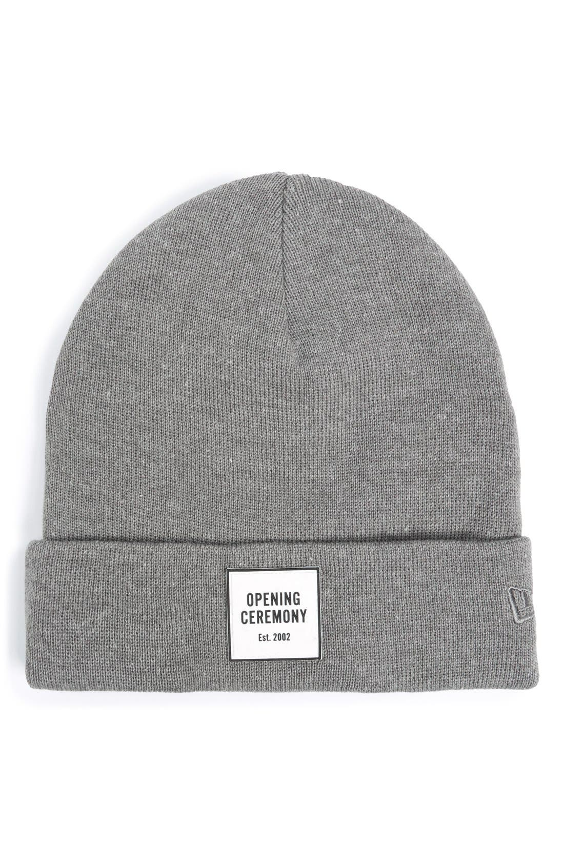 Alternate Image 1 Selected - Opening Ceremony 'Logo' Knit Beanie