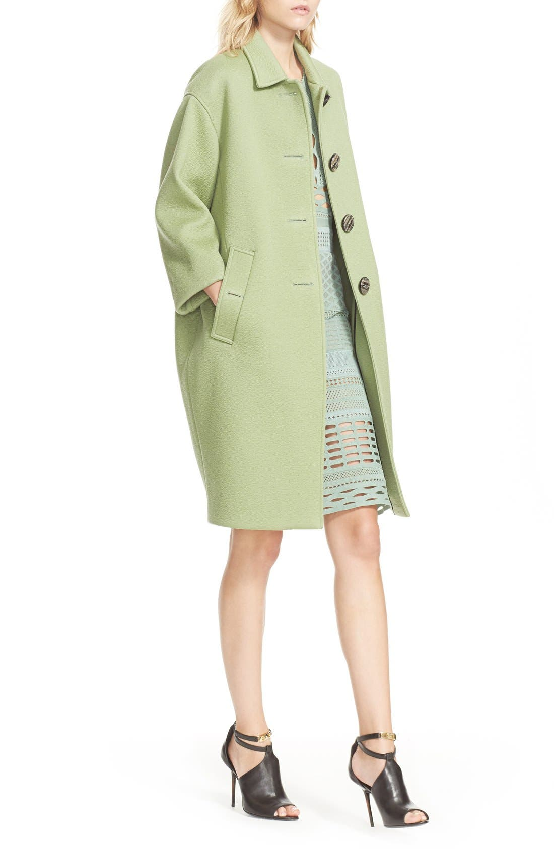 Alternate Image 5  - Burberry Prorsum Cashmere Coat