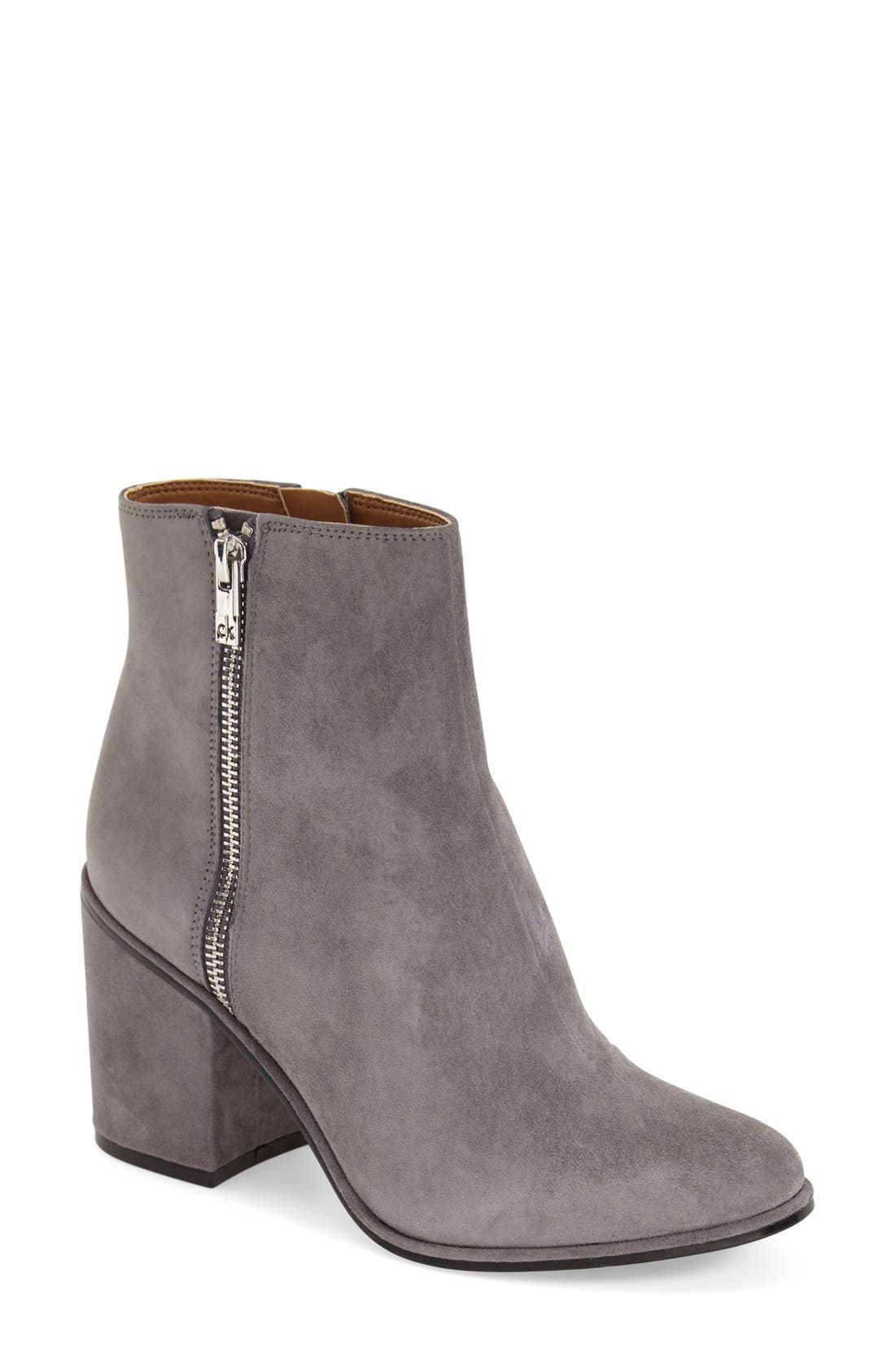 Alternate Image 1 Selected - Calvin Klein 'Cilil' Bootie (Women)