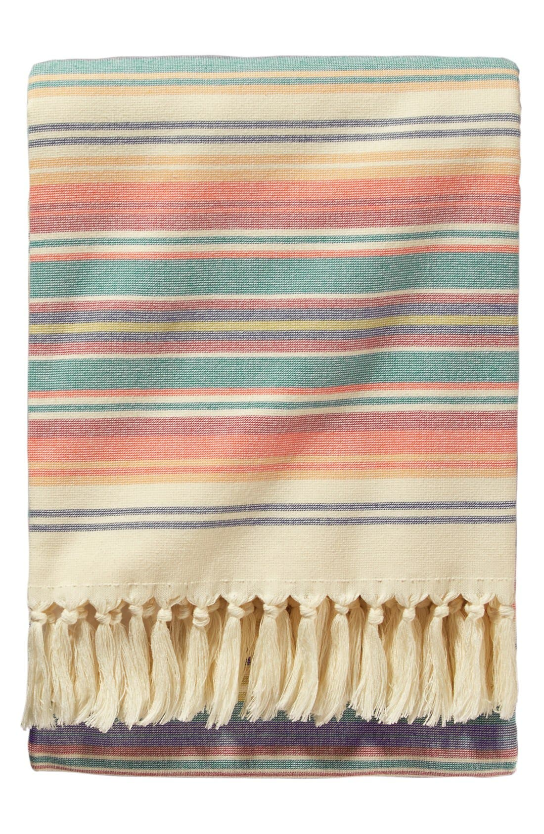 Pendleton 'Casa Grande' Fringe Throw Blanket