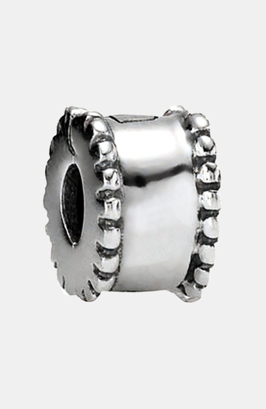 Alternate Image 1 Selected - PANDORA Beveled Clip Charm
