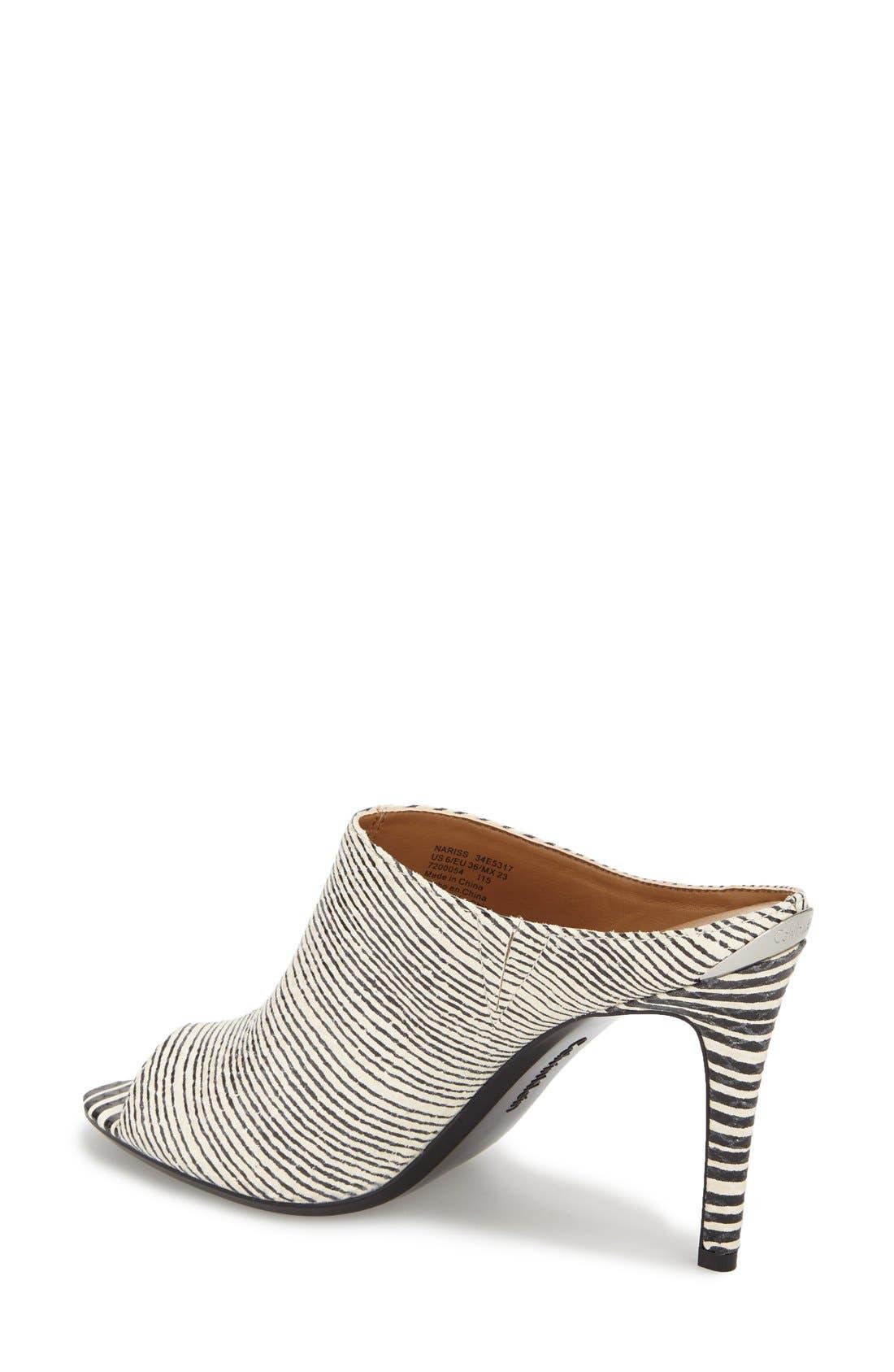 Alternate Image 2  - Calvin Klein 'Nariss' Mule (Women)