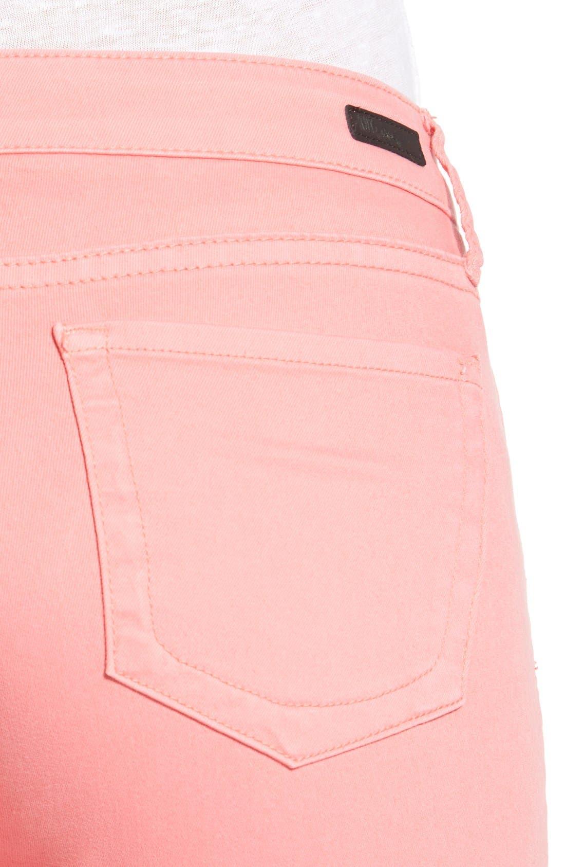 Alternate Image 5  - KUT from the Kloth 'Diana' Skinny Five-Pocket Pants