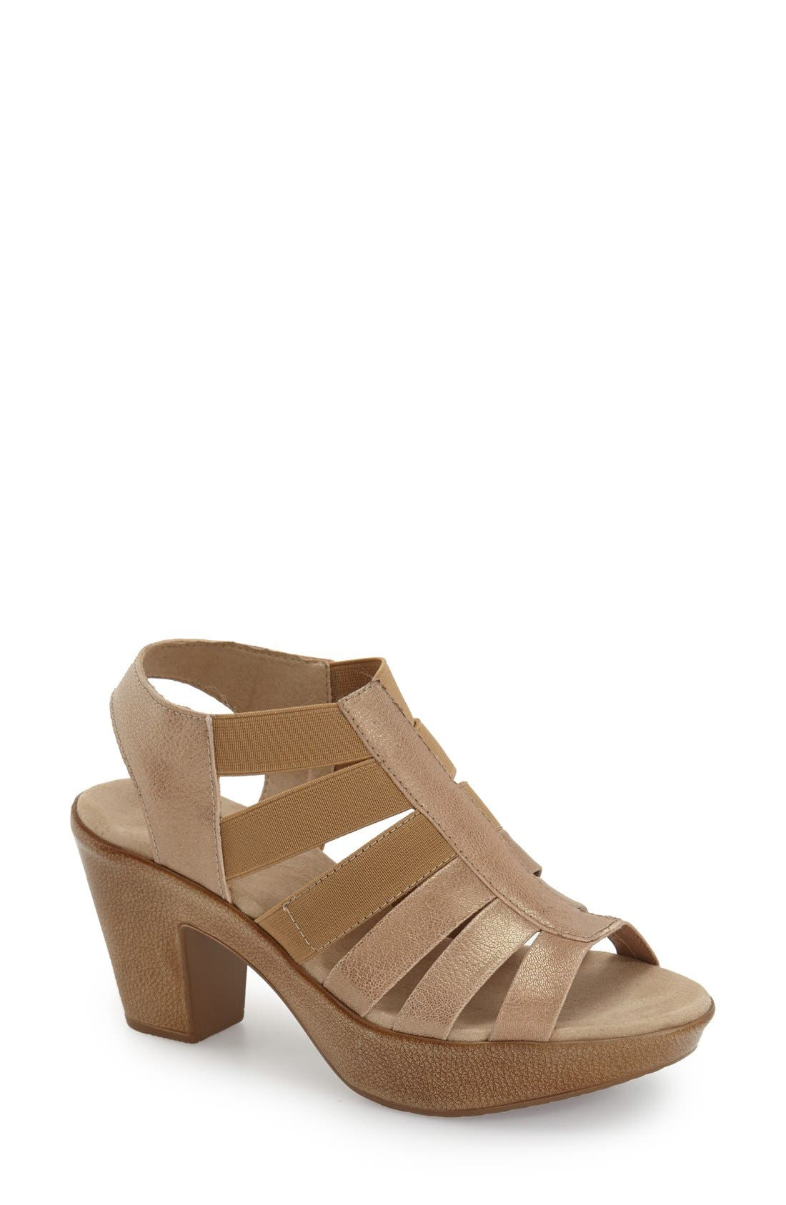 Munro 'Cookie' Slingback Sandal (Women)