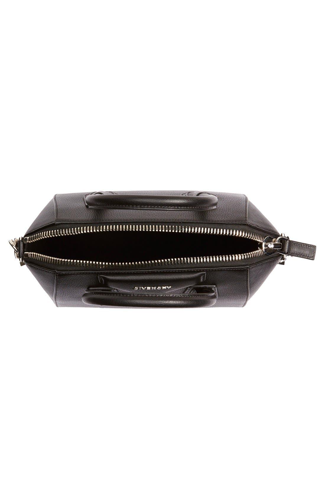 Alternate Image 4  - Givenchy 'Small Antigona' Sugar Leather Satchel
