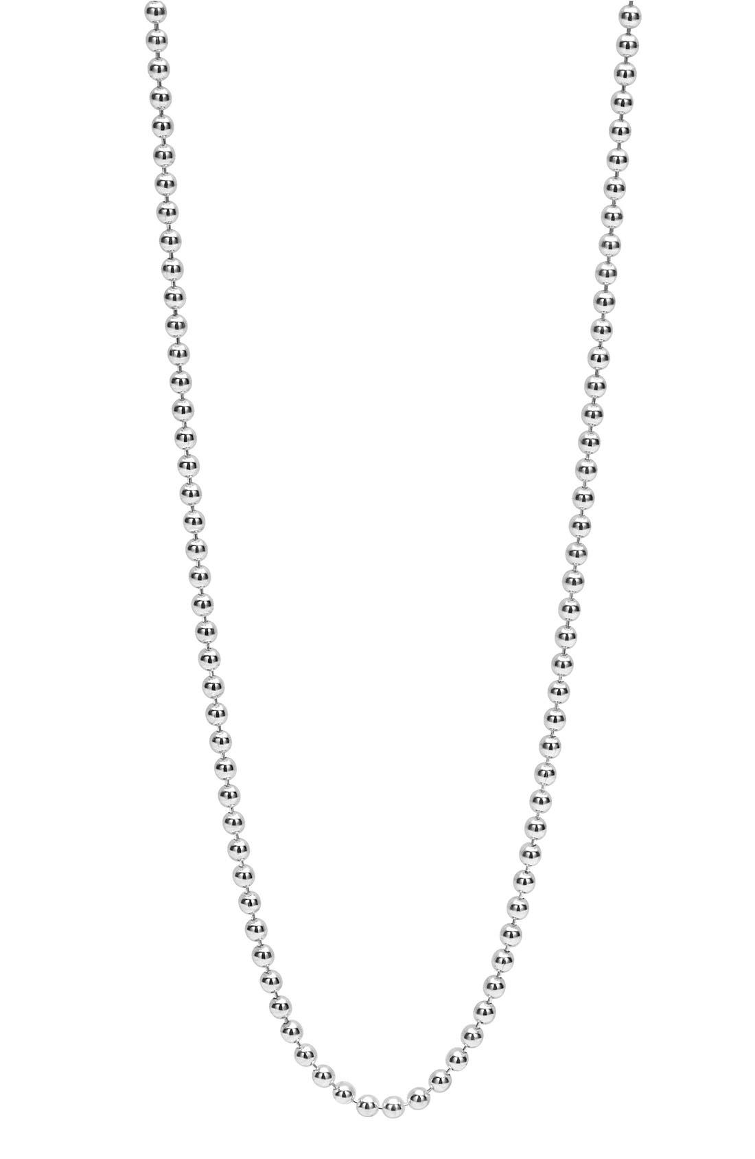 Alternate Image 1 Selected - LAGOS 'Beloved' Ball Chain Necklace