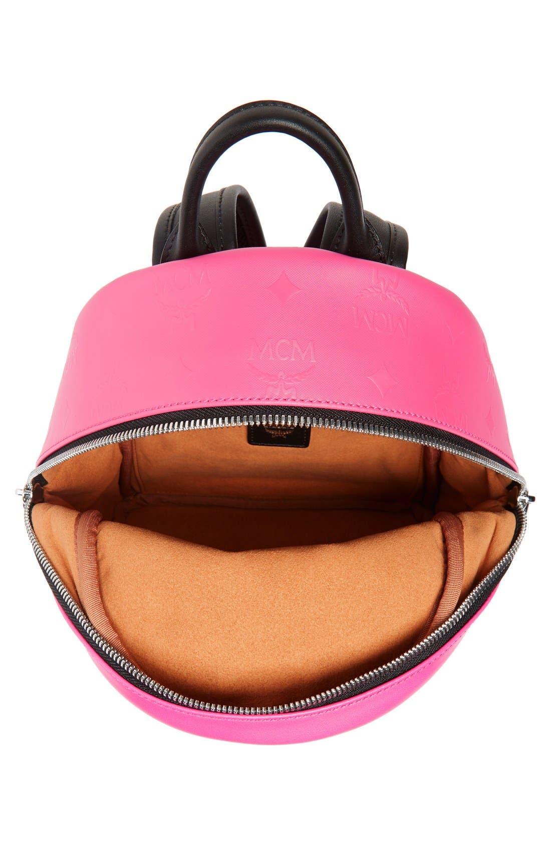 Alternate Image 4  - MCM 'Mini Stark Odeon' Studded Backpack